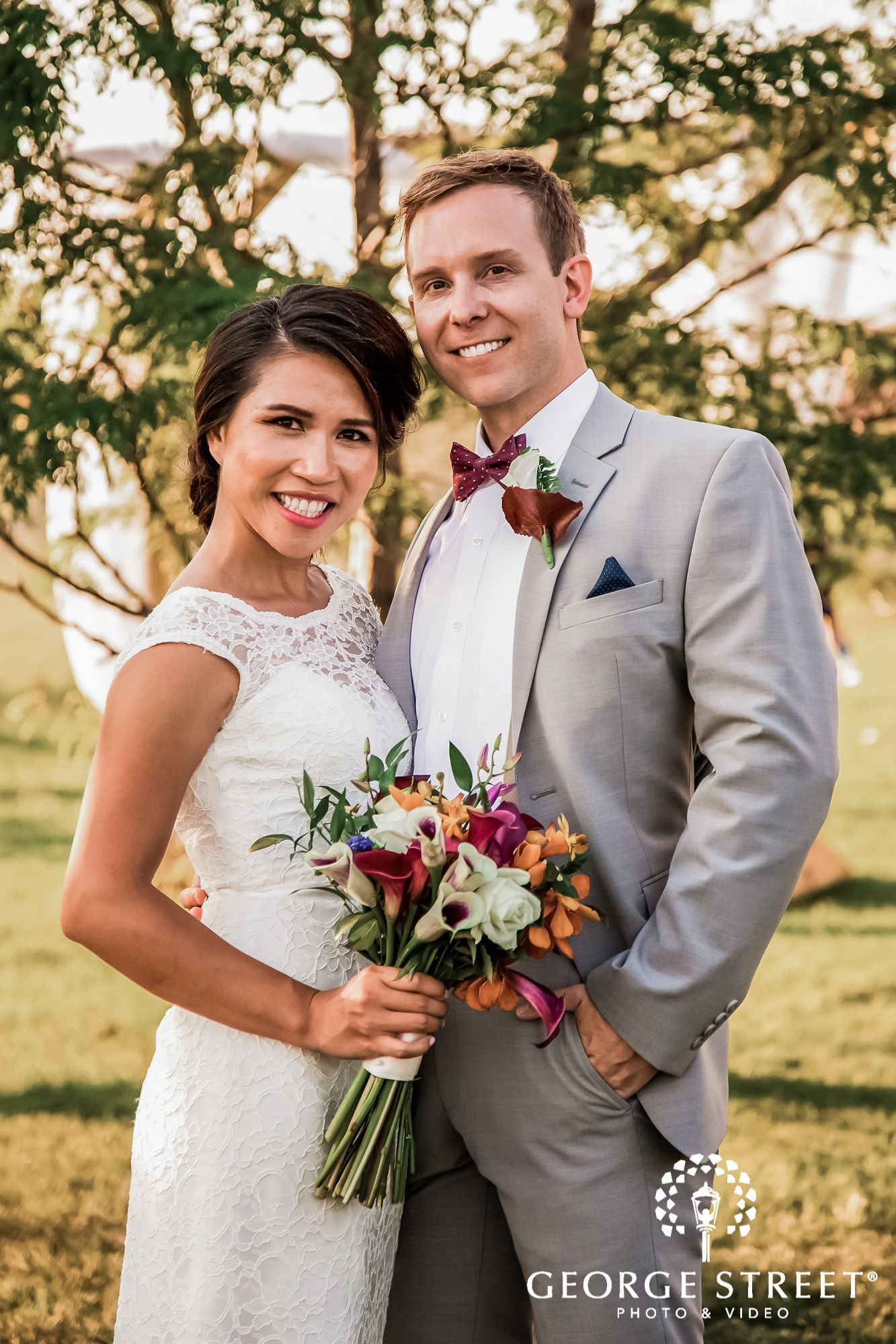 Color Palettes for your Fall 2019 Wedding | George Street ...
