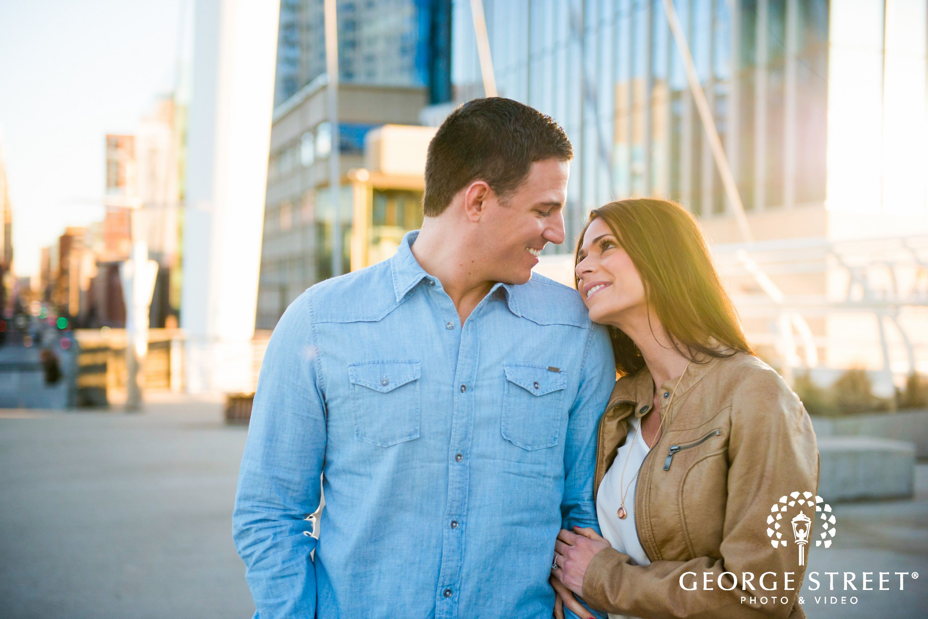 George Street's Top 10 Engagement Session Locations in