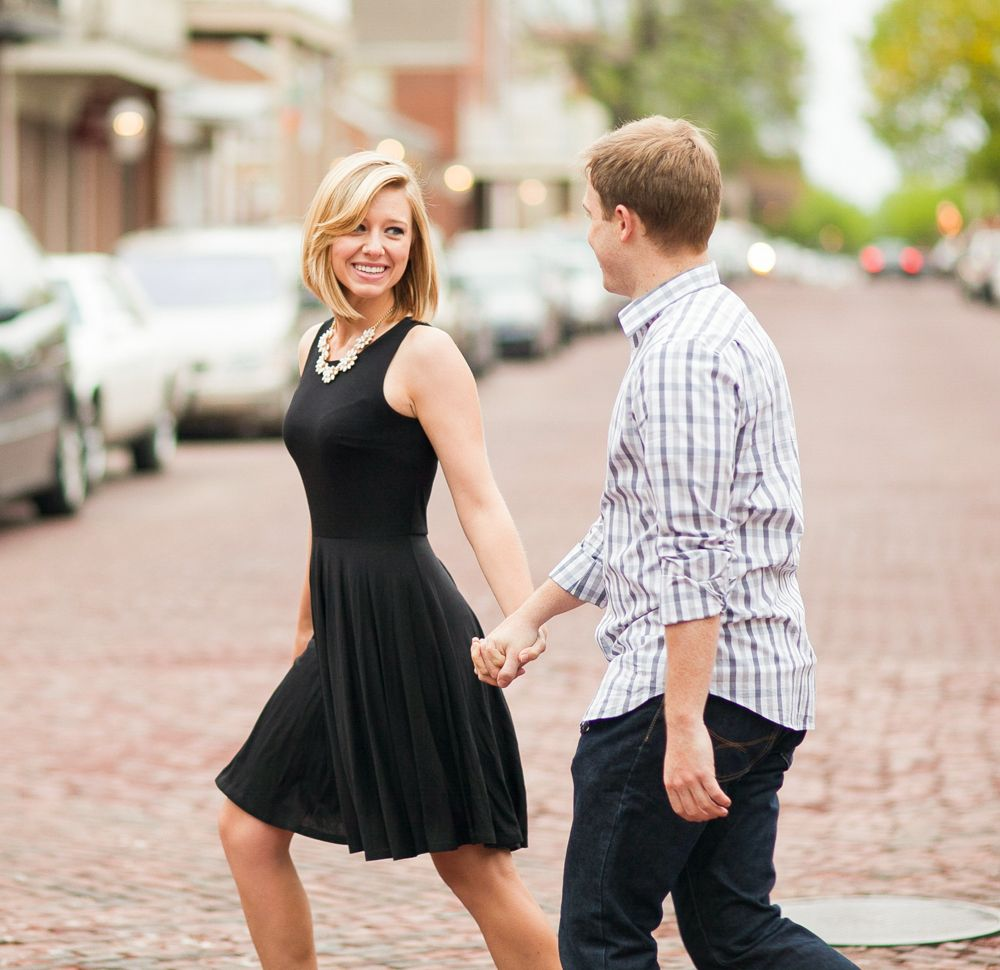 View St. Louis engagement locations and photoshoot ideas.
