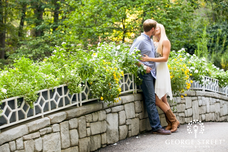 The State Botanical Garden of Georgia Engagement Photography ...