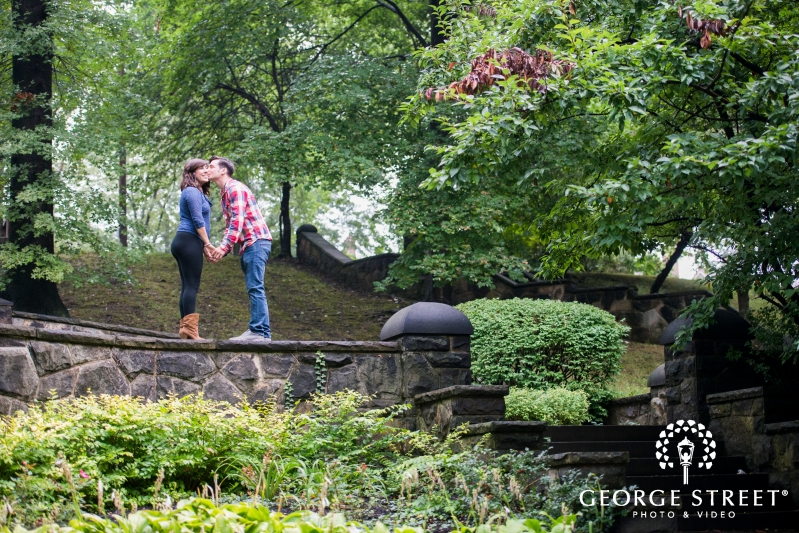 Cultural Gardens Engagement Photography | George Street Photo ...