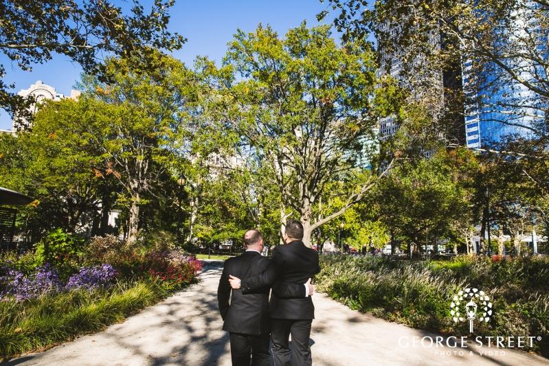 Battery Gardens Wedding Photographer | George Street Photo & Video ...