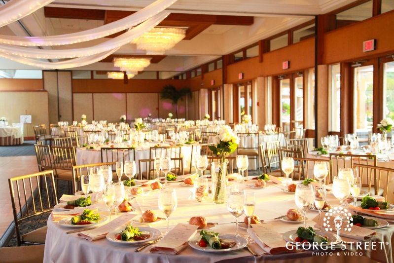 Clic Crescent Beach Wedding Recpetion
