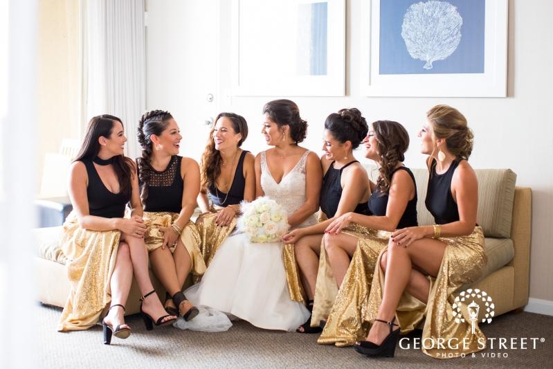 Hyatt Regency Mission Bay Spa & Marina Wedding Photographer | George ...