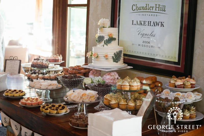 Home Wedding Photographer St Louis Venues Chandler Hill Vineyards