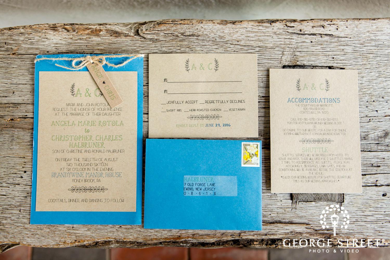 Wedding Invitation Styles We Love - George Street Photo & Video ...