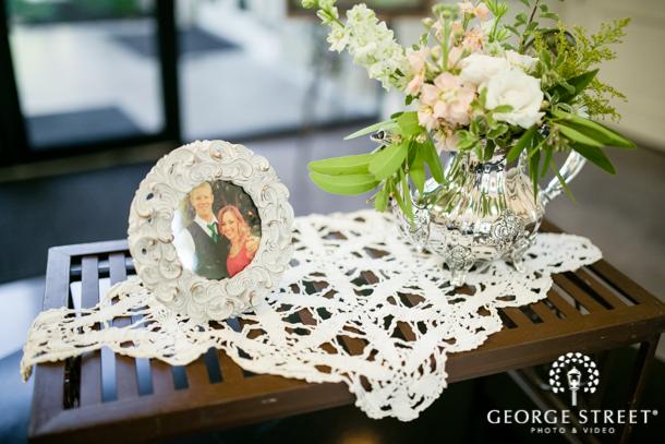 Wedding Decor Diy Blog : Natalie pat s floral wedding austin george street photo