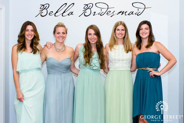 Mismatched Bridesmaid Dresses: Tips & Tricks from Bella Bridesmaid ...