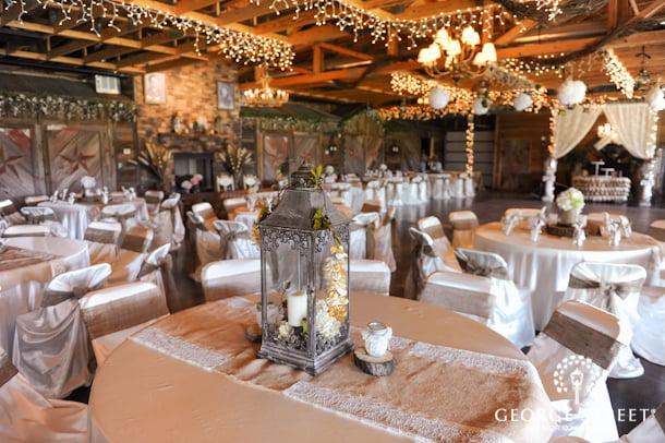 Rustic Wedding At Modeana Texas