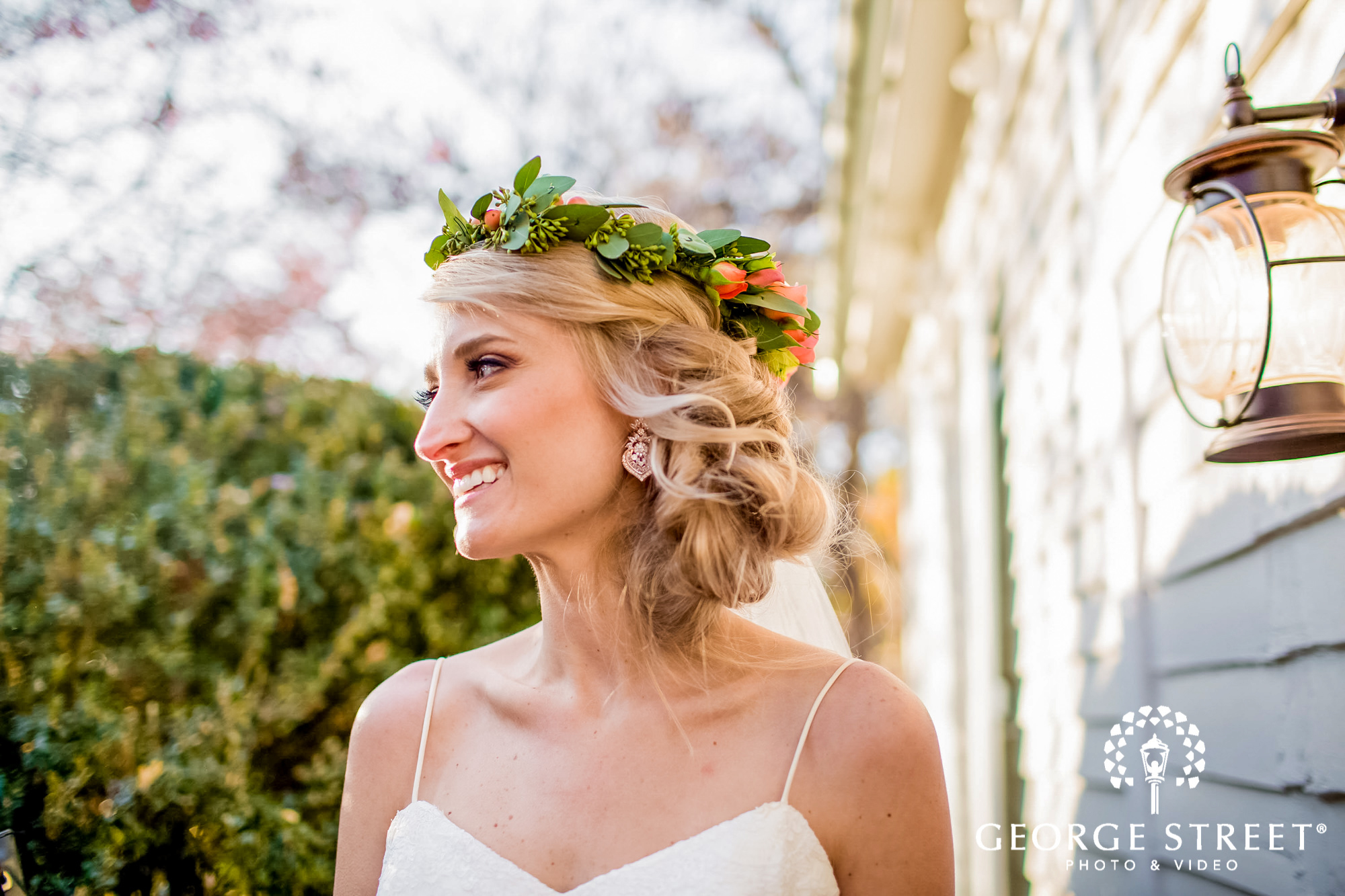 Flower Crown Inspiration For Your Own Royal Wedding George Street