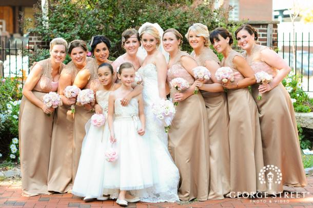tess amp jason philadelphia wedding george street photo