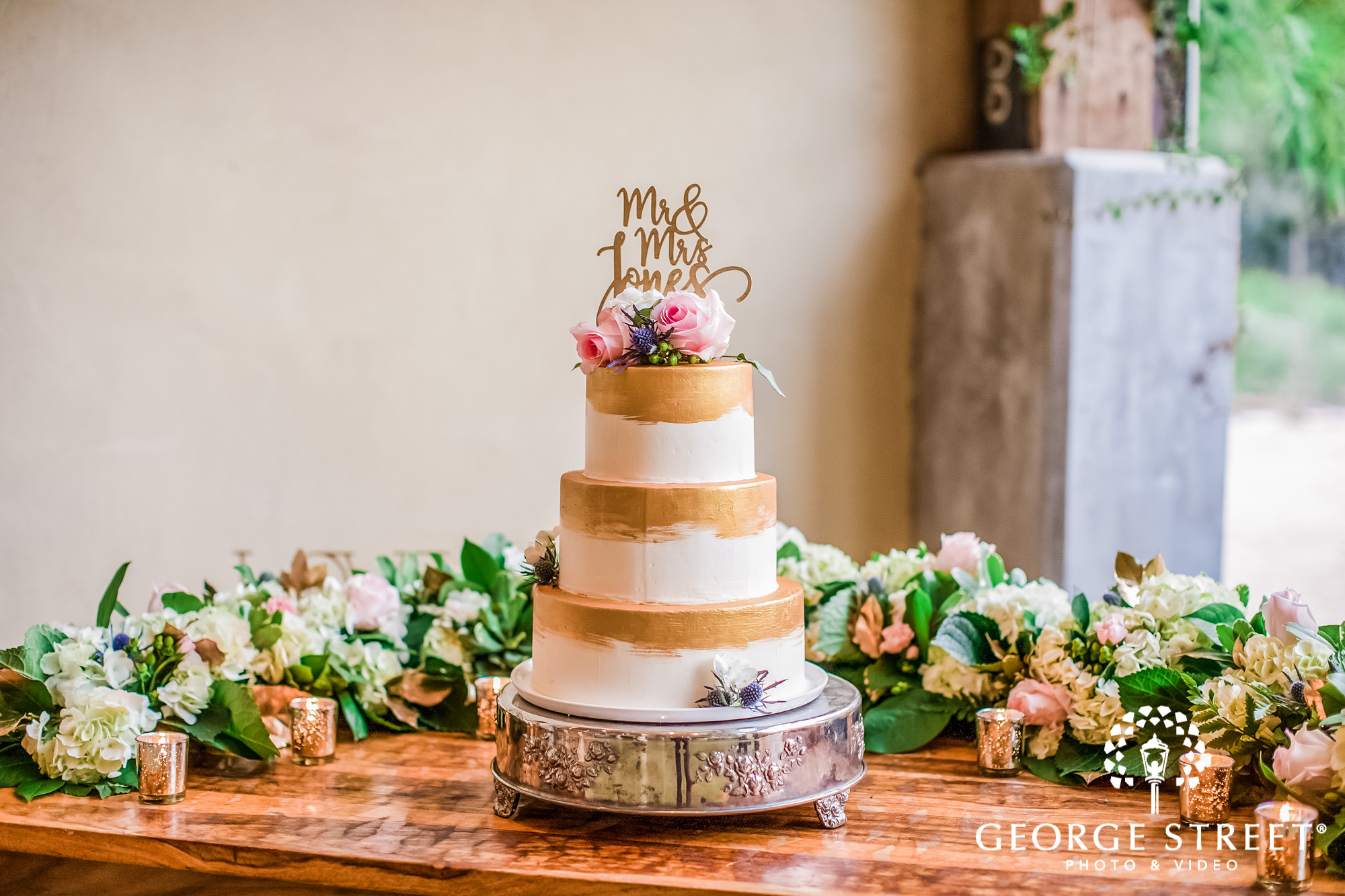 How to Pick Your Wedding Cake