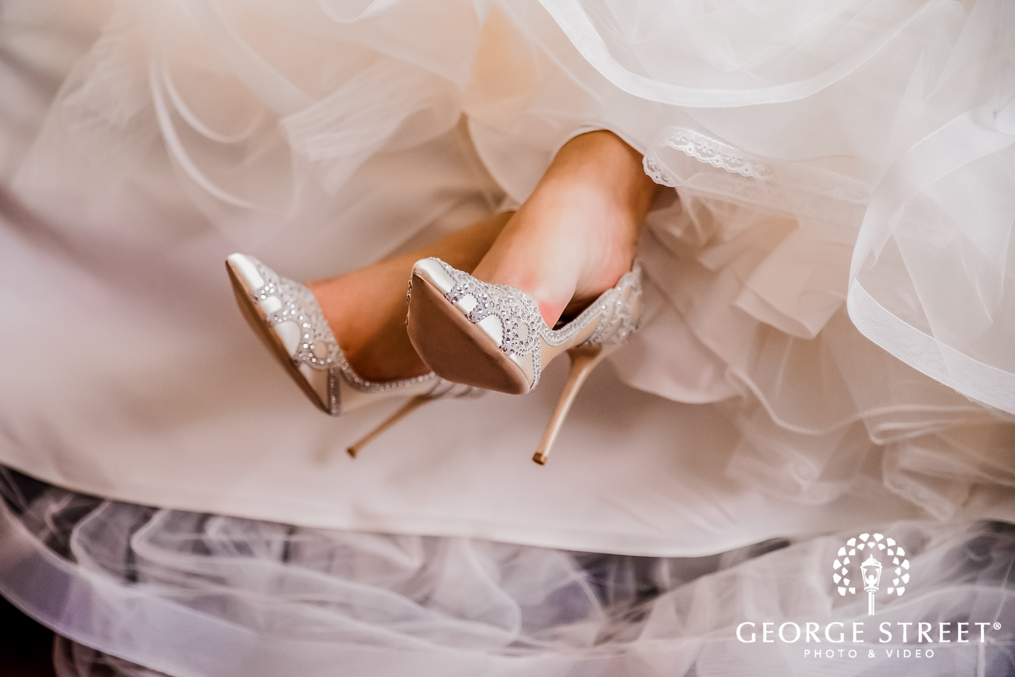 The Everything Guide to Wedding Shoes