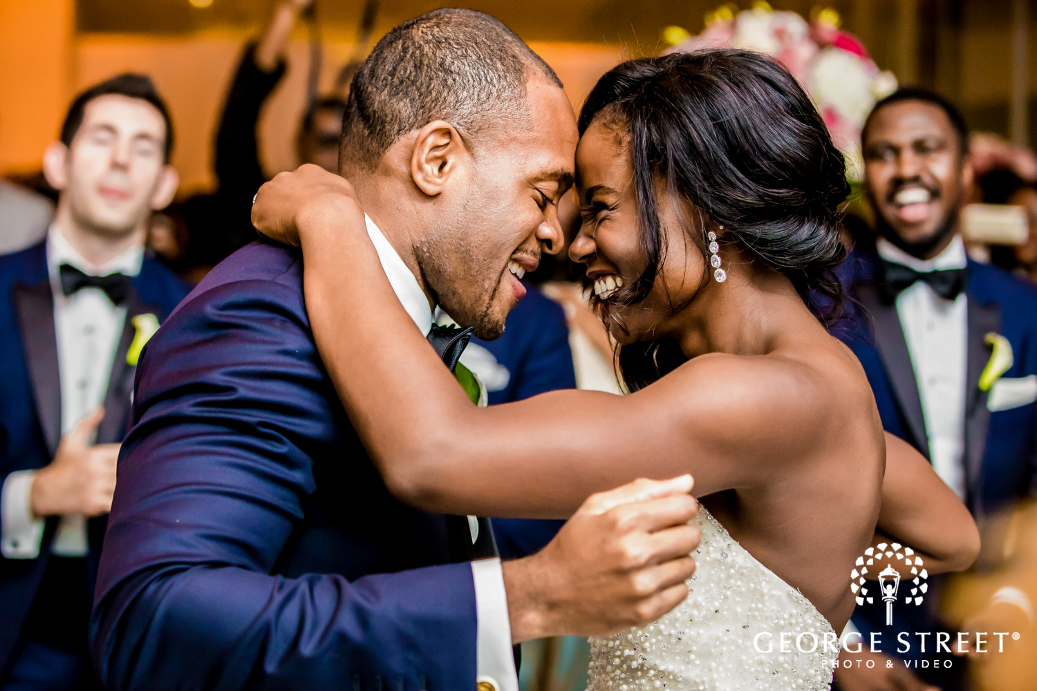 Don't Miss a Thing: Wedding Reception Timeline