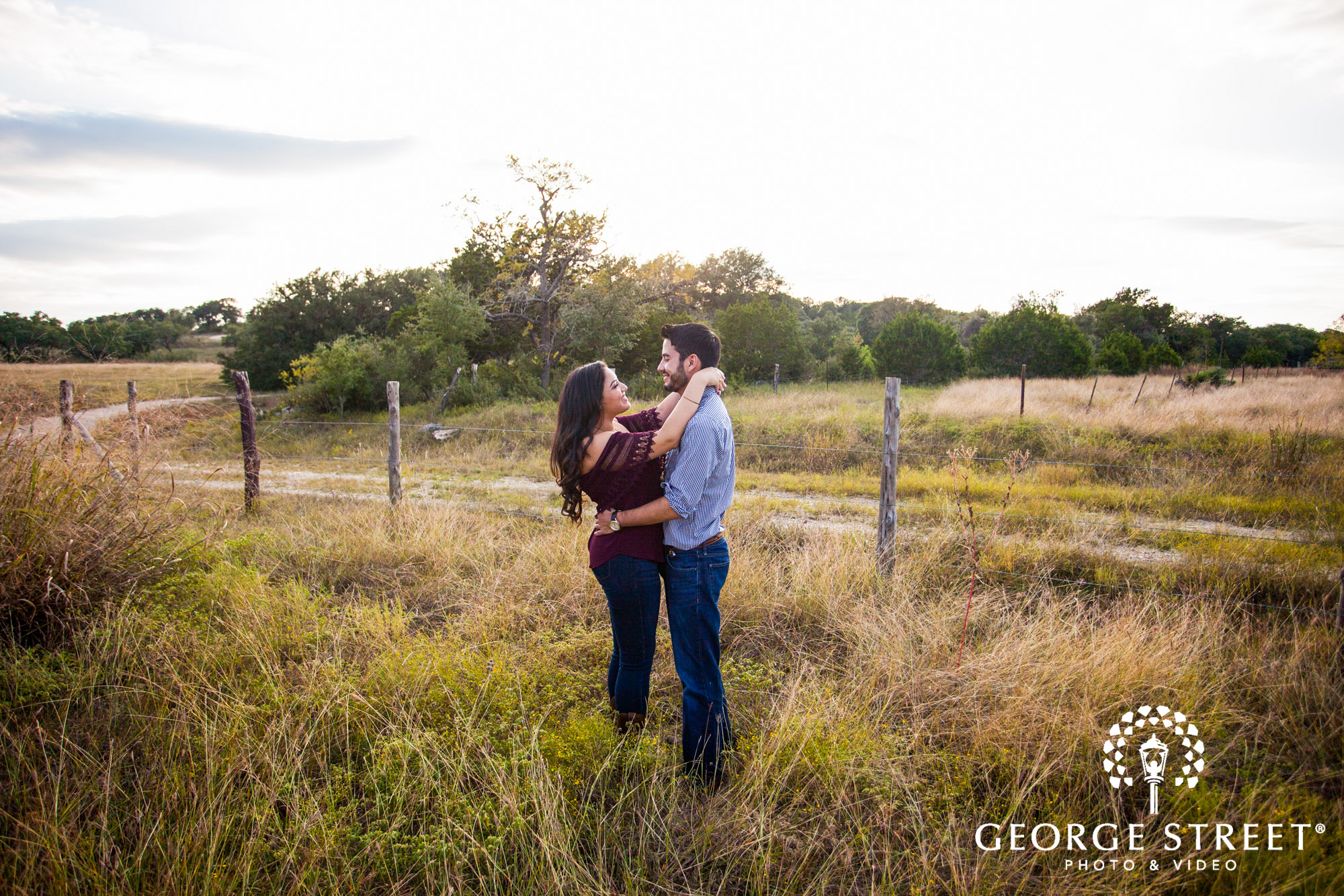 George Street's Top 6 Engagement Session Locations in Austin