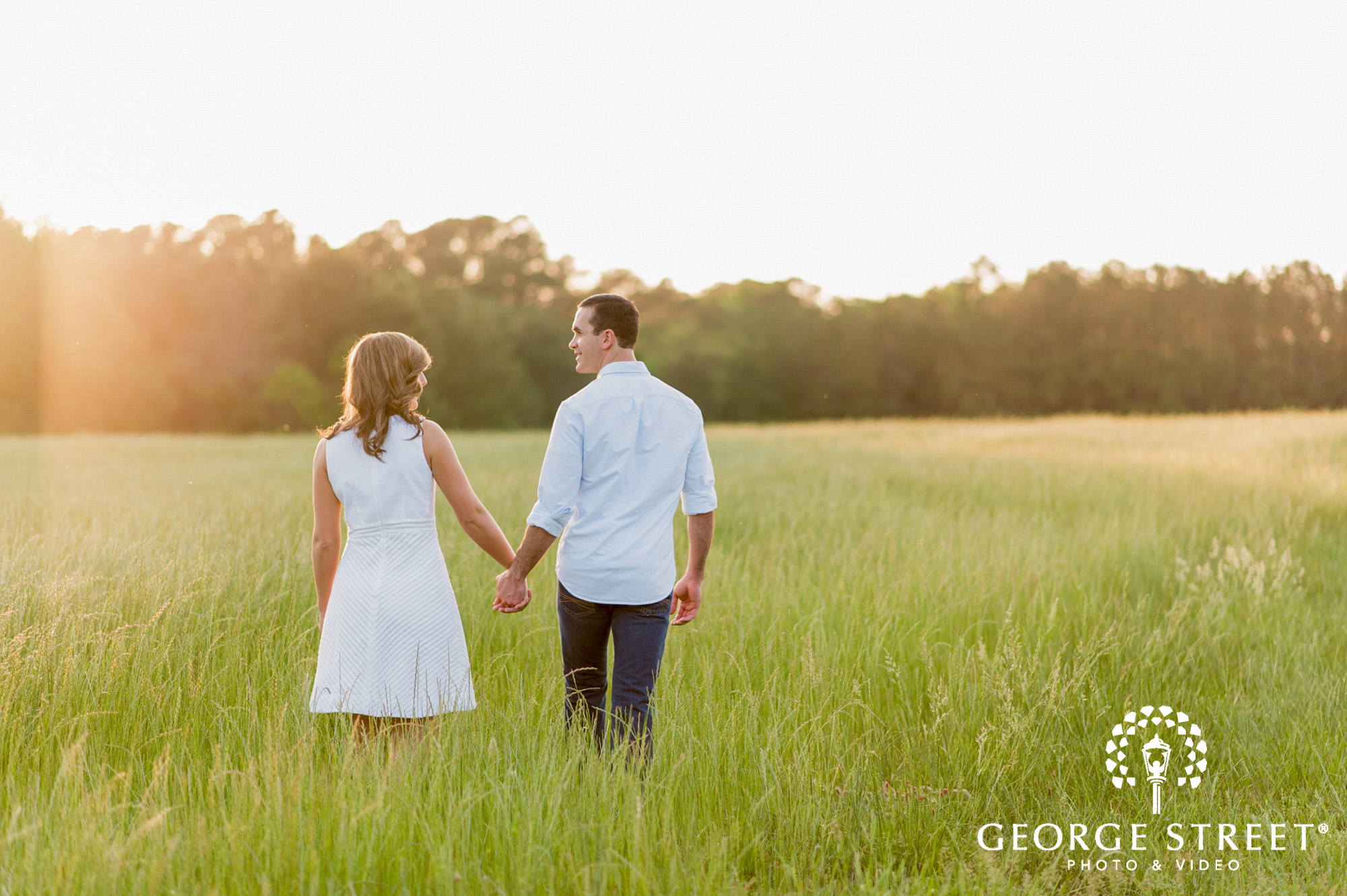George Street's Top 4 Engagement Session Locations in Charlotte