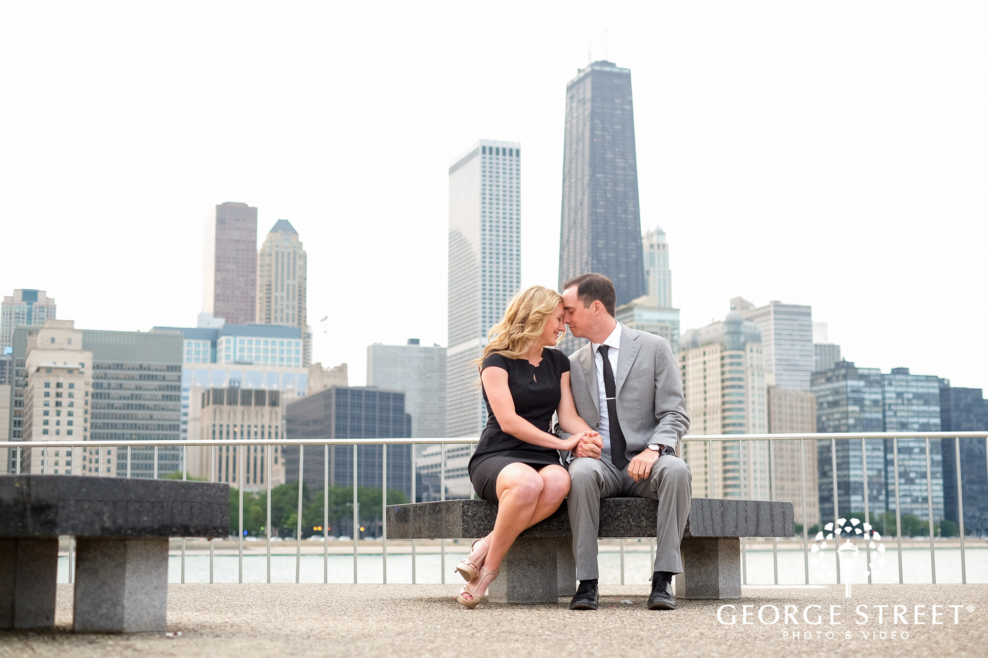 George Street's Top 10 Engagement Session Locations in Chicago