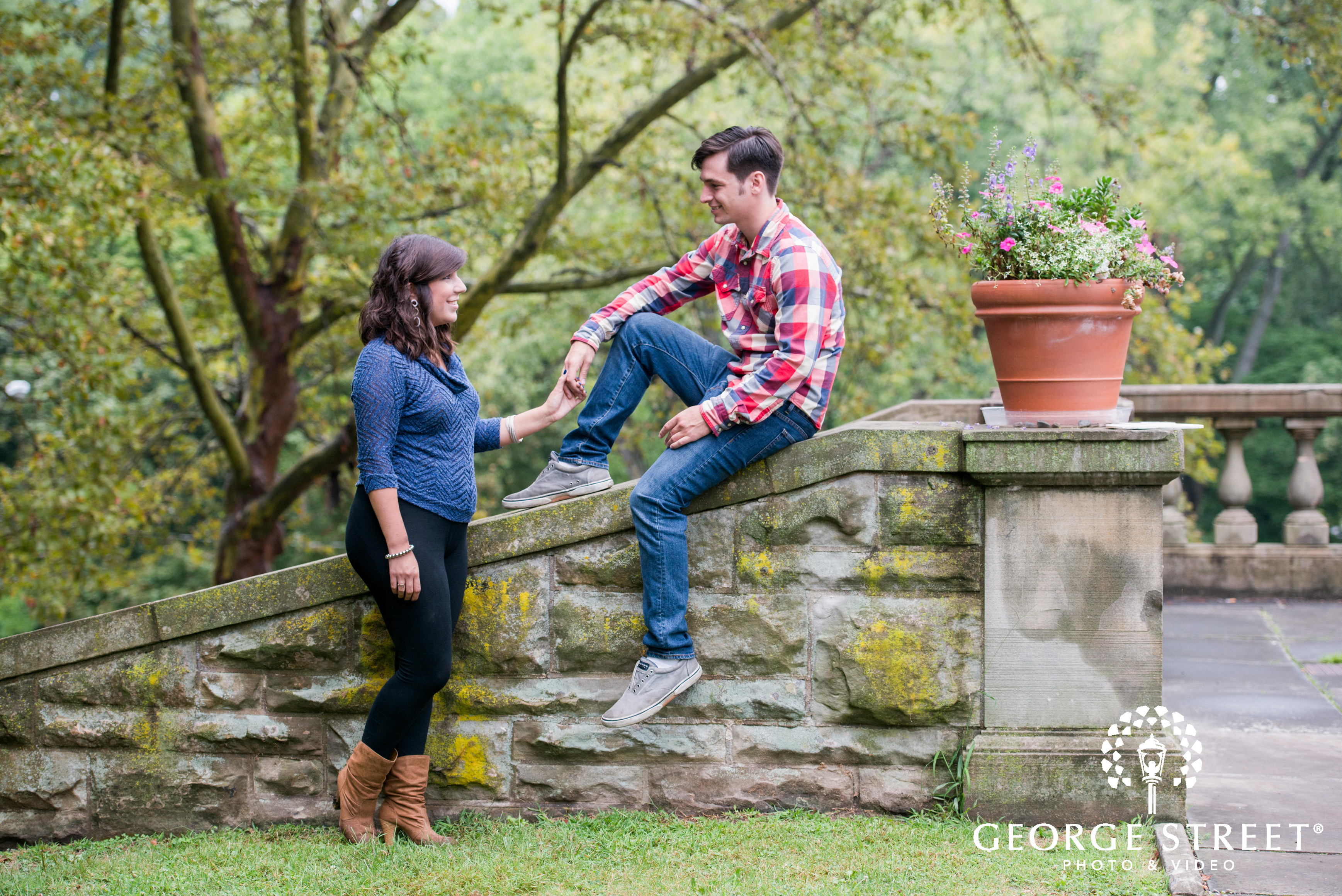 George Street's Top 3 Engagement Session Locations in Cleveland