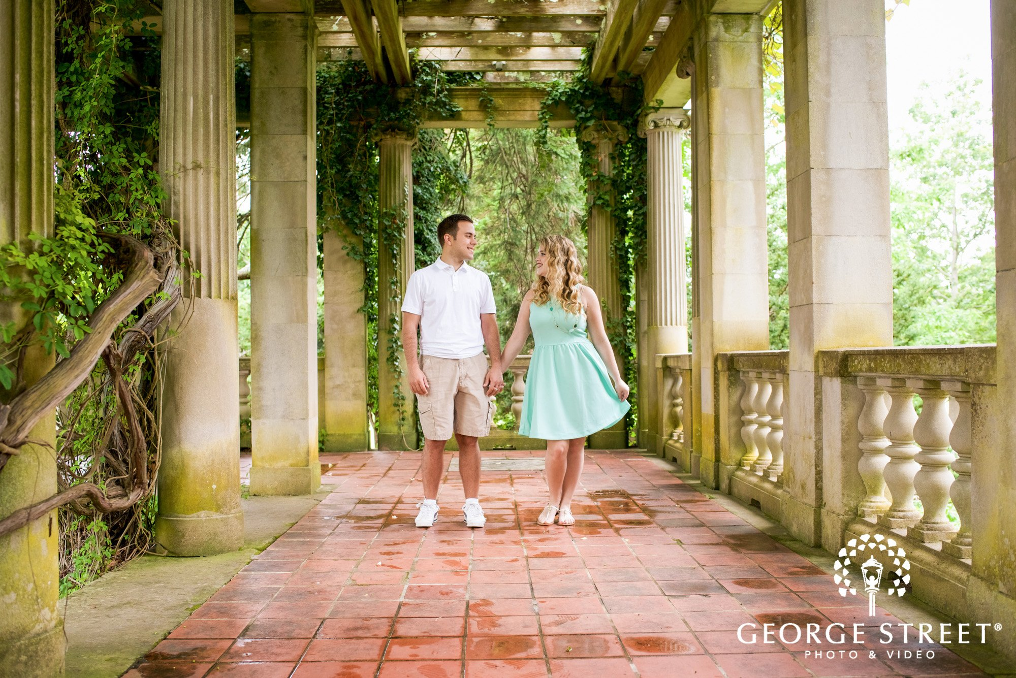 George Street's Top 4 Engagement Session Locations in Hartford