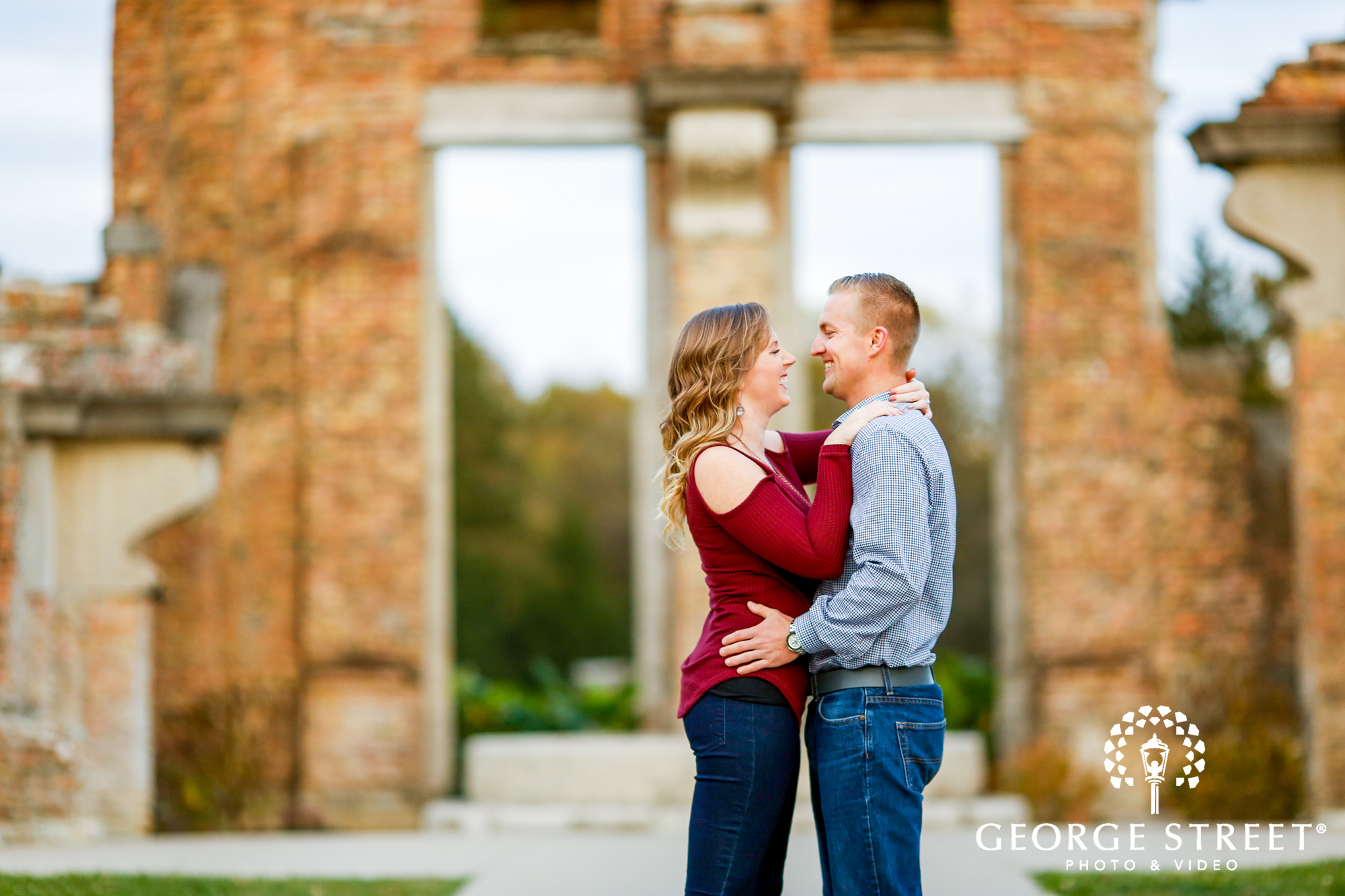 George Street's Top 6 Engagement Session Locations in Indianapolis