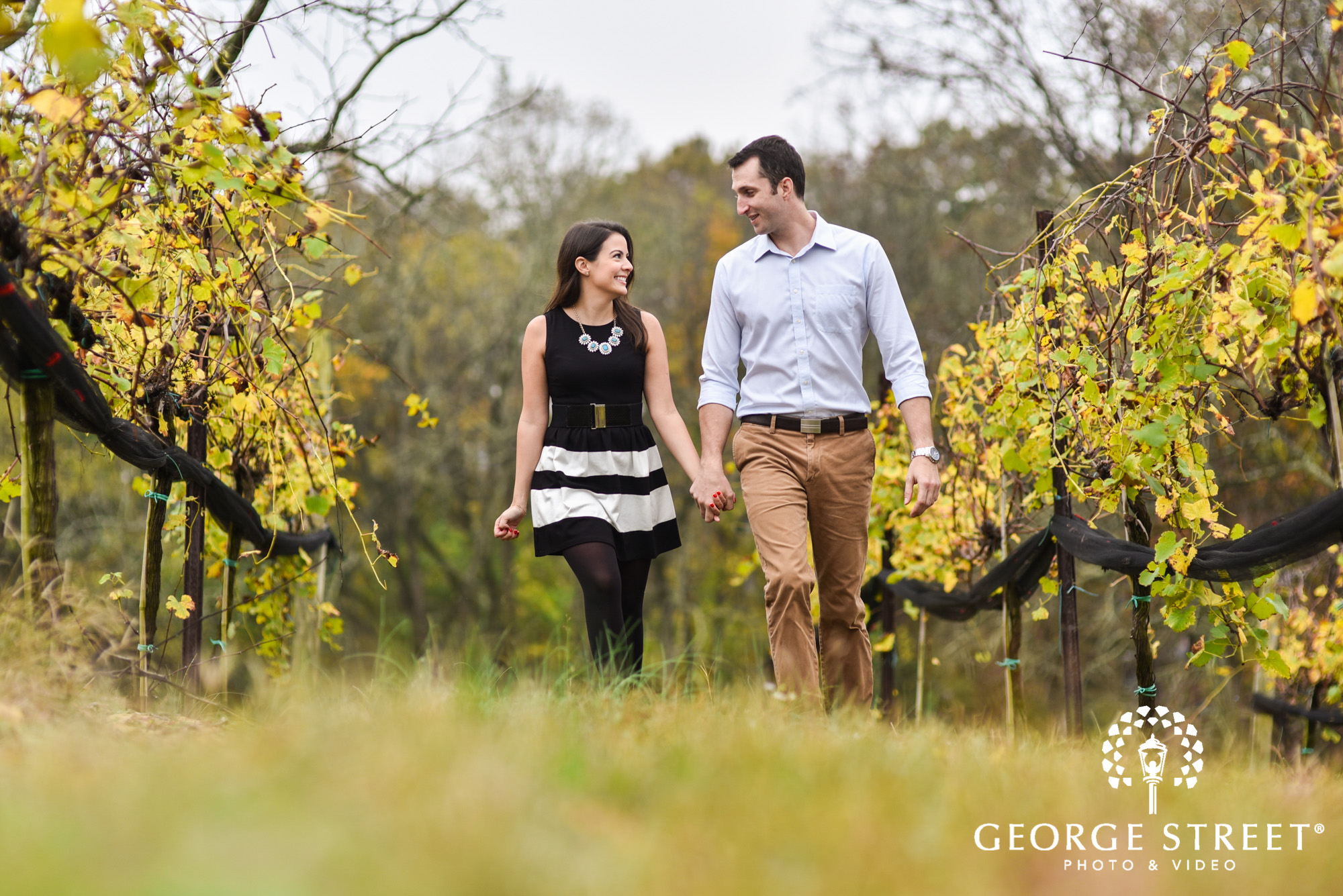 George Street's Top 3 Engagement Session Locations in Nashville