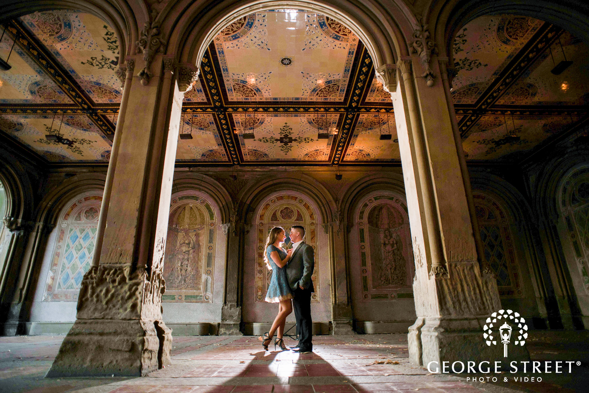 George Street's Top 10 Engagement Session Locations in New York