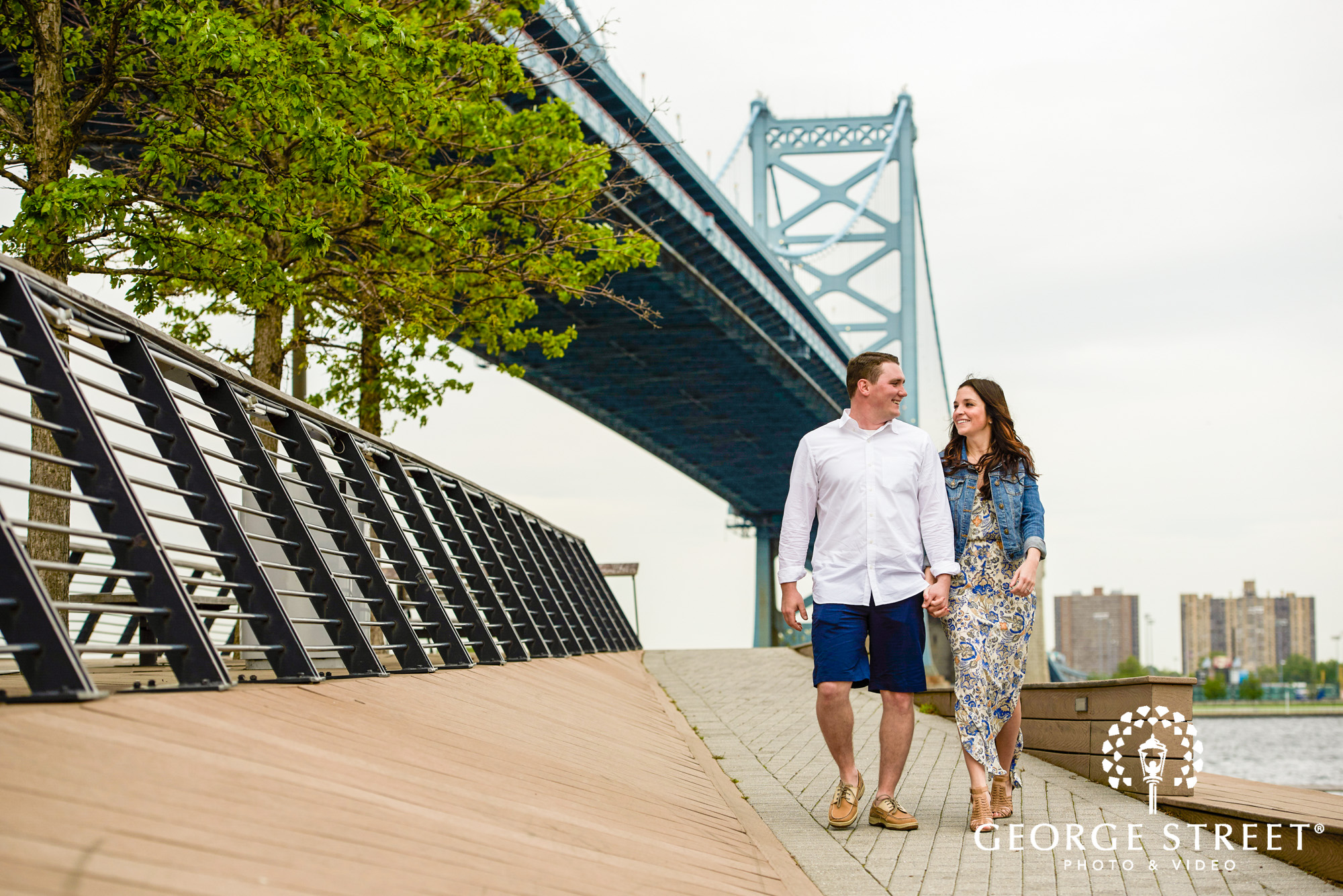 George Street's Top 10 Engagement Session Locations in Philadelphia