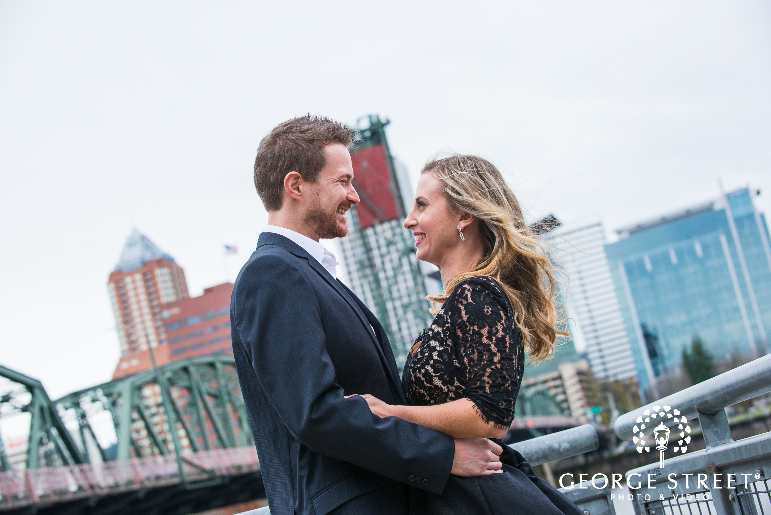 George Street's Top 5 Engagement Session Locations in Portland