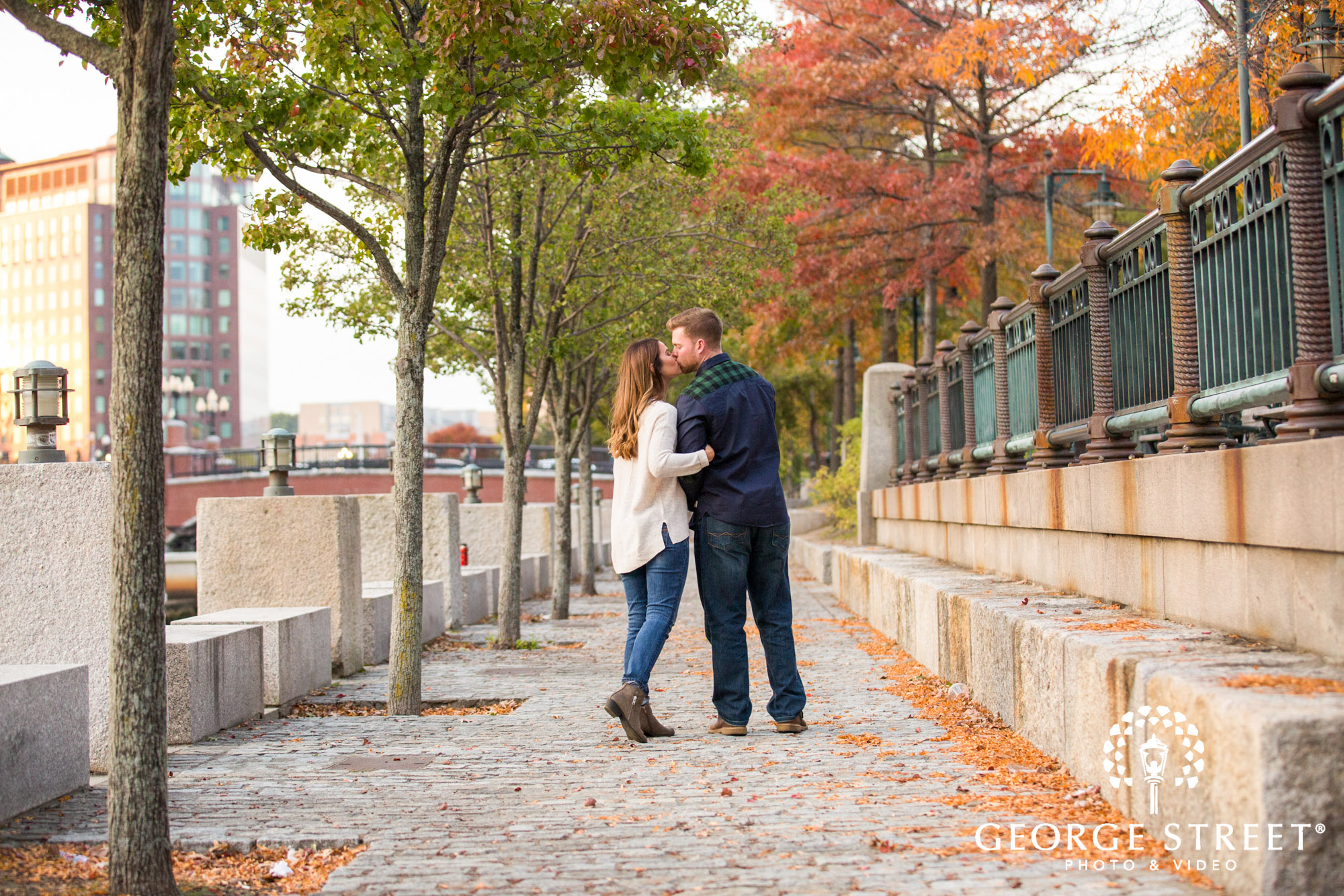 George Street's Top 5 Engagement Session Locations in Providence
