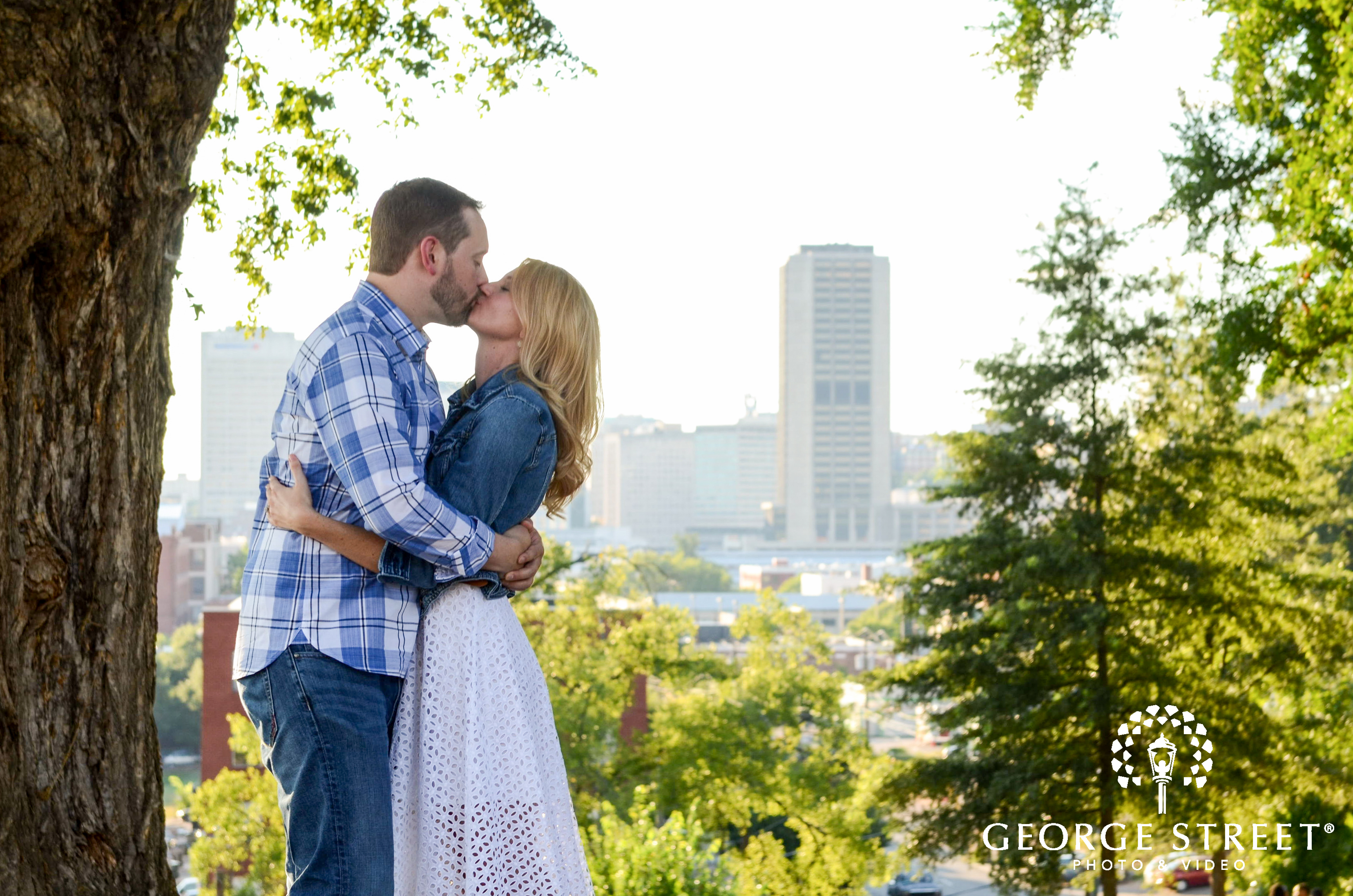 George Street's Top 3 Engagement Session Locations in Richmond