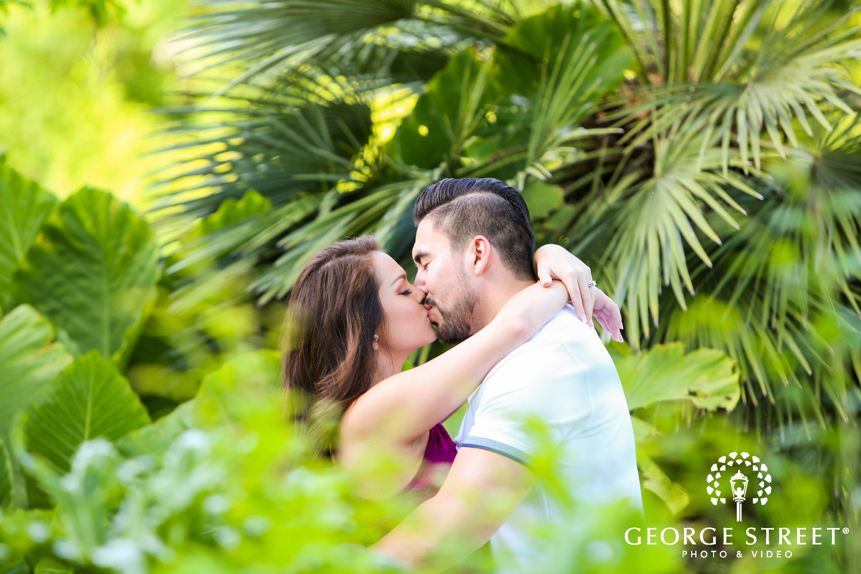 George Street's Top 4 Engagement Session Locations in San Antonio