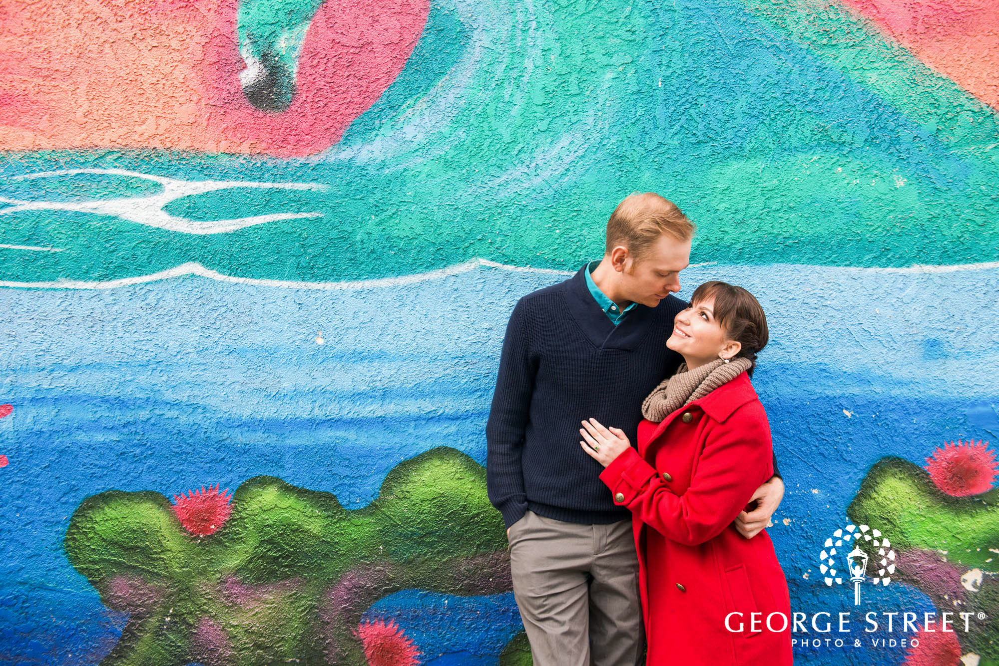 George Street's Top 5 Engagement Session Locations in San Diego