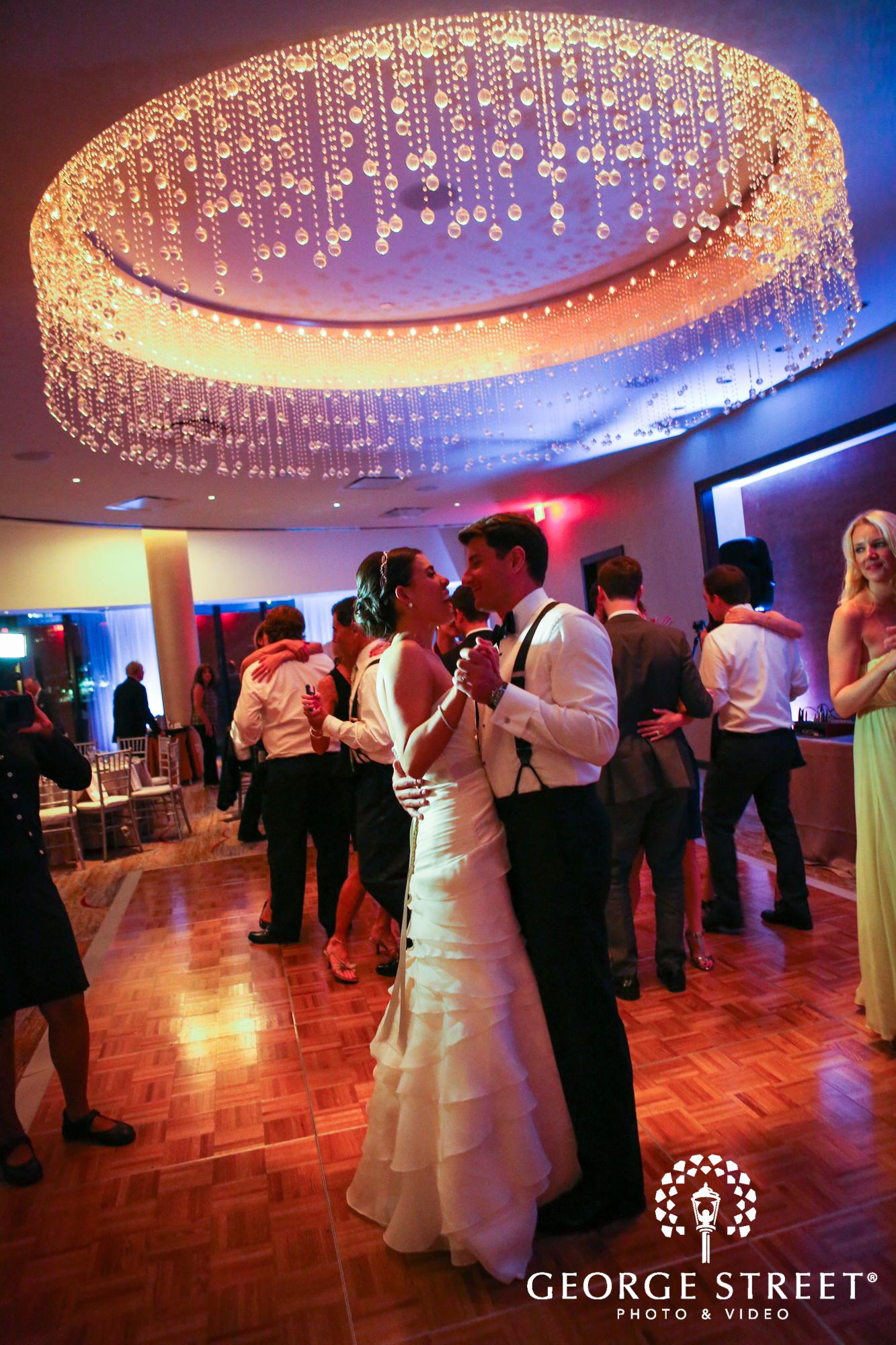bride and groom dancing 2
