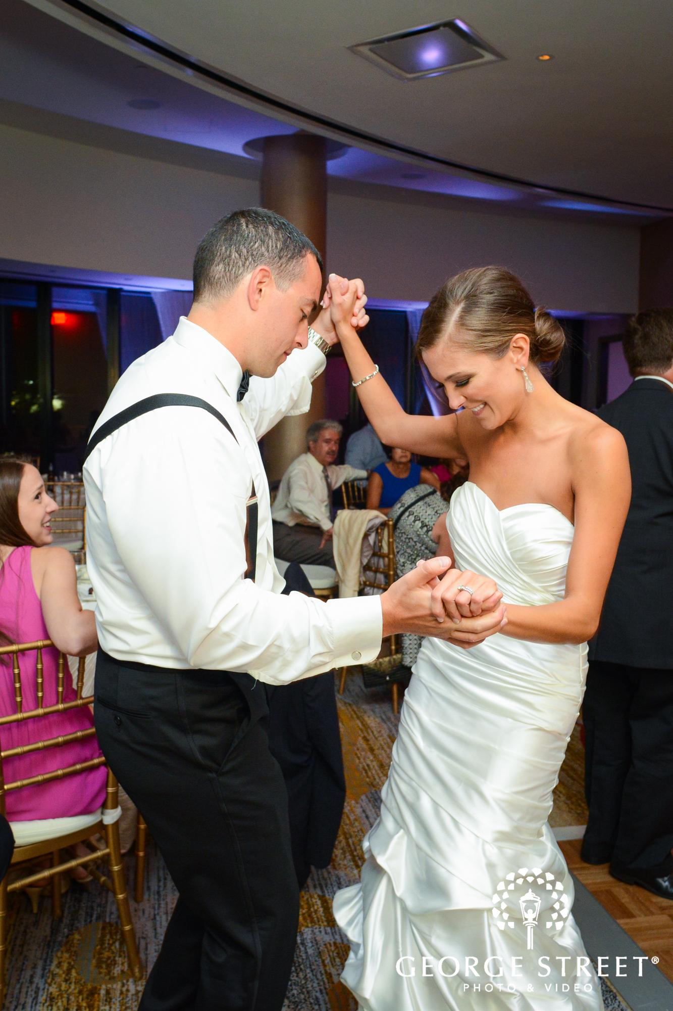 bride and groom dancing 4