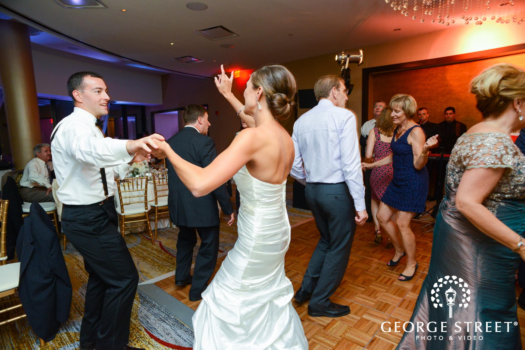 bride and groom dancing 5