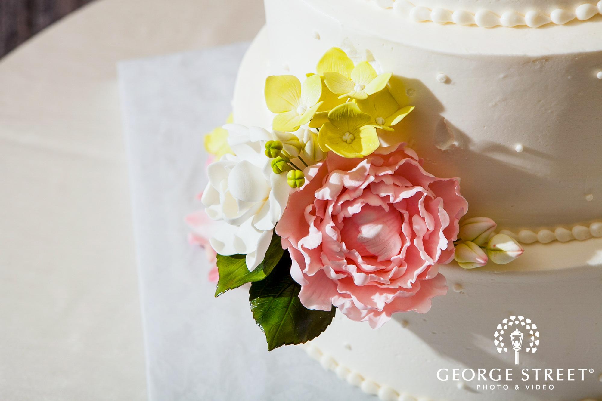 tiered wedding cake 2