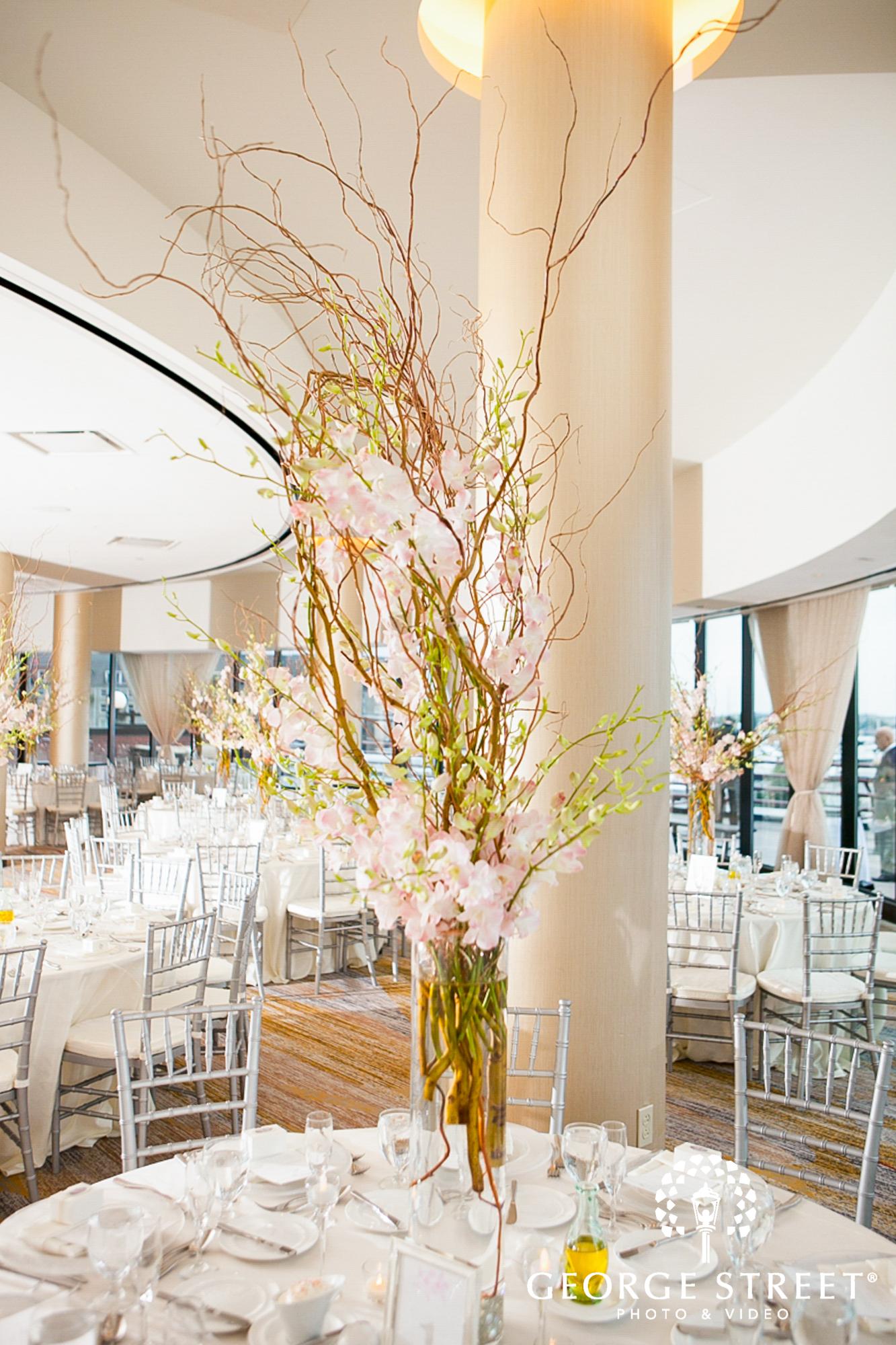 wedding reception centerpiece 2