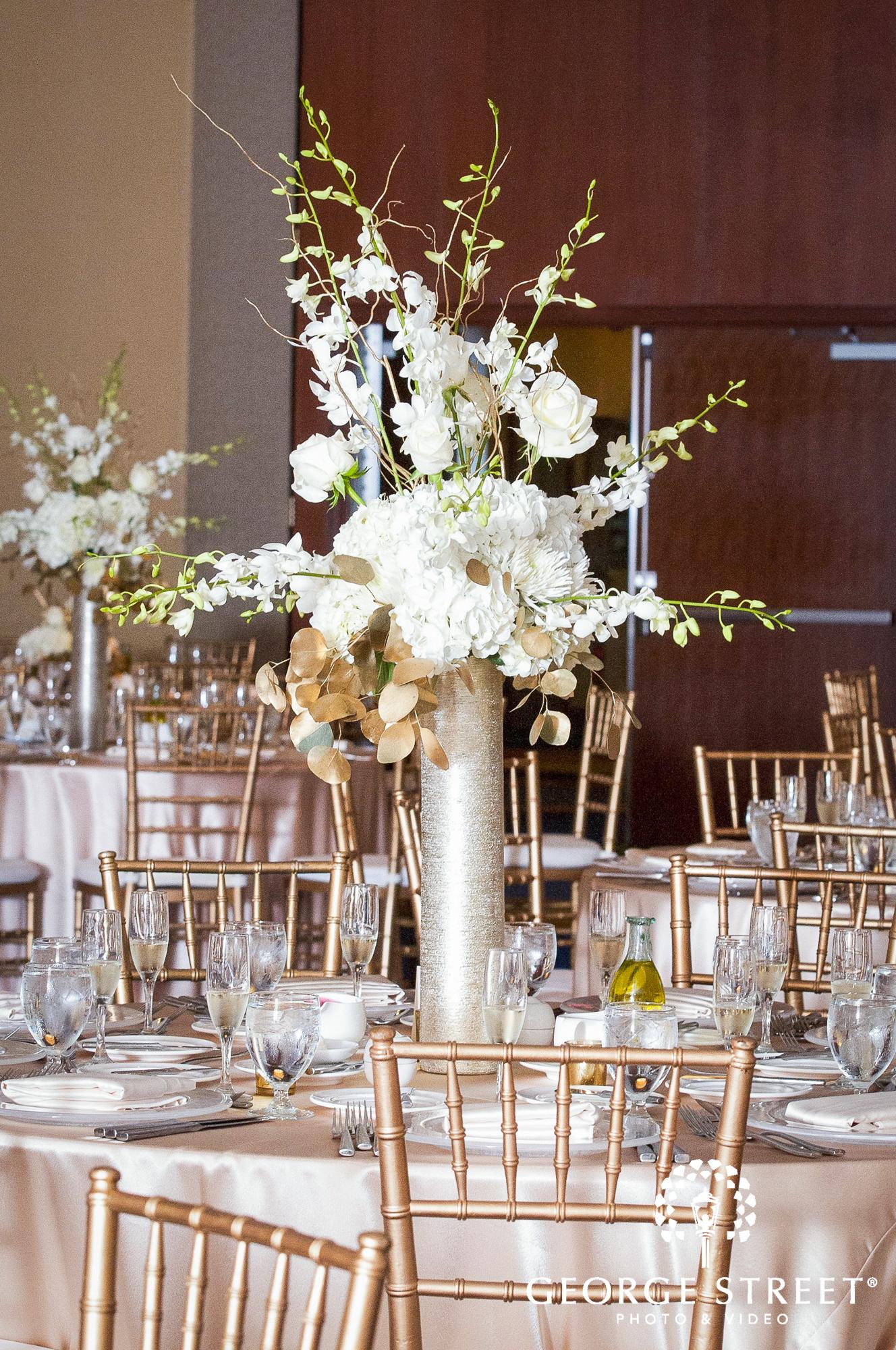 wedding reception centerpiece 3