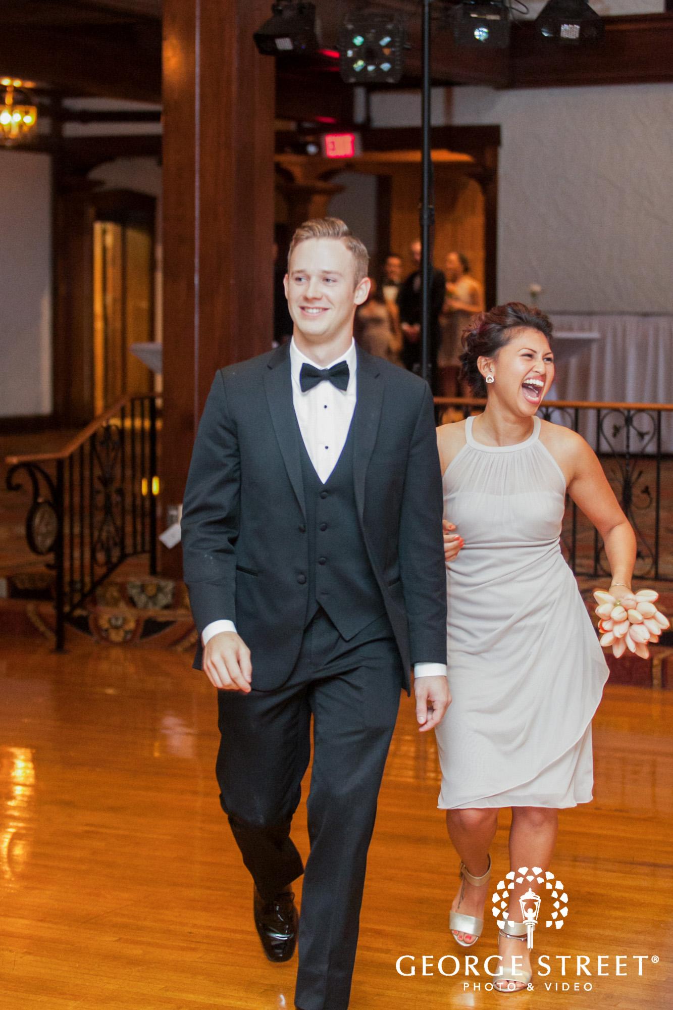 Chevy chase wedding