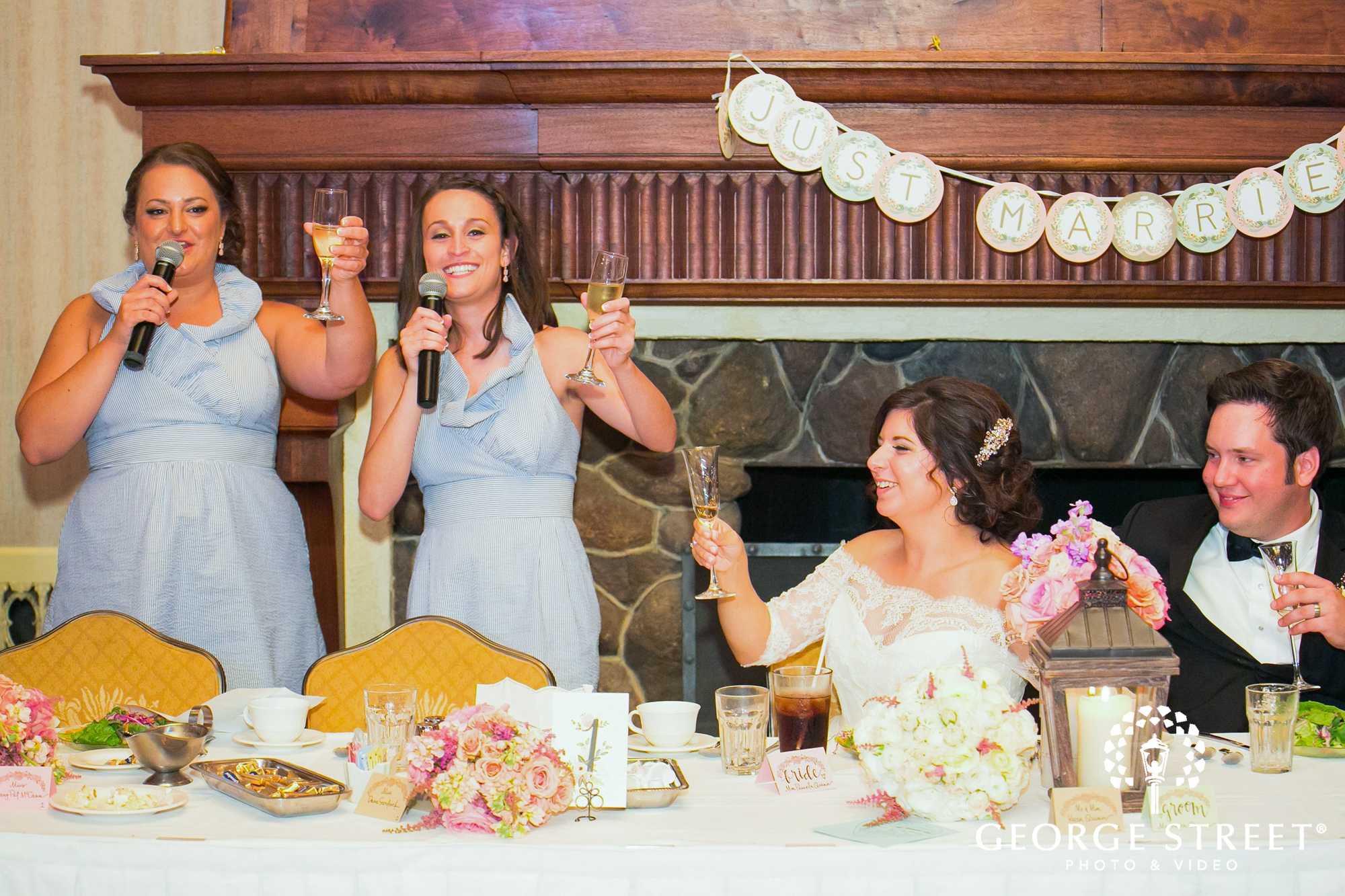 how to start a wedding speech by bridesmaid