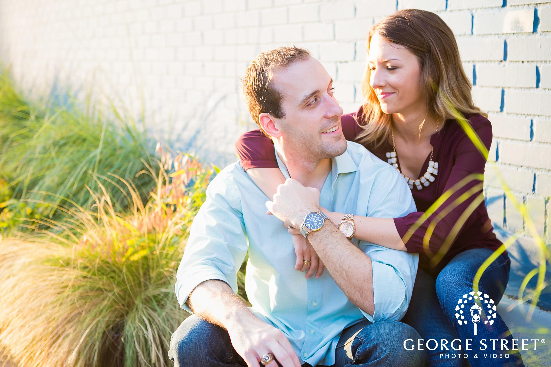 sunny austin engagement shoot