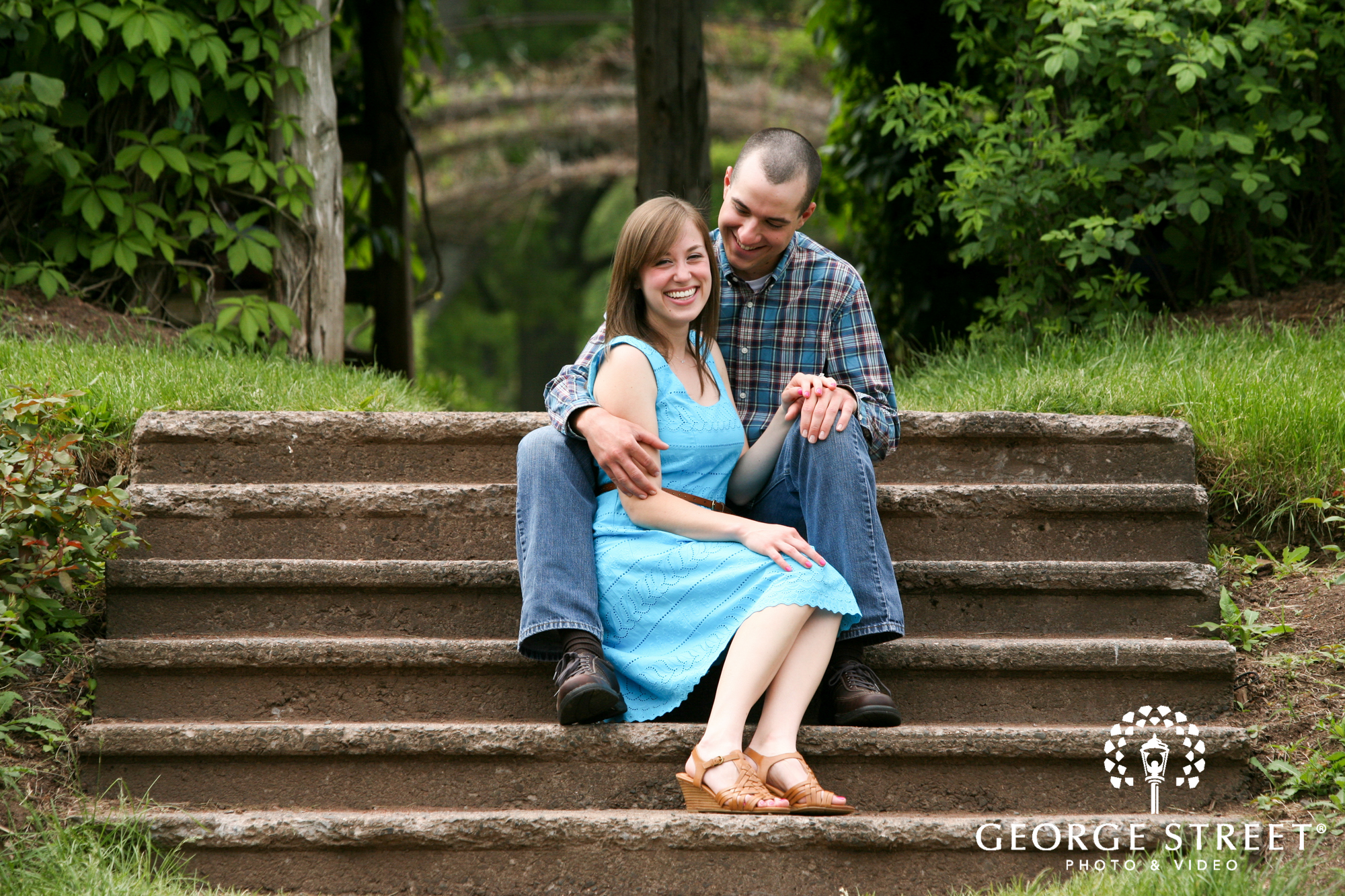 gorgeous engagement session in hartford