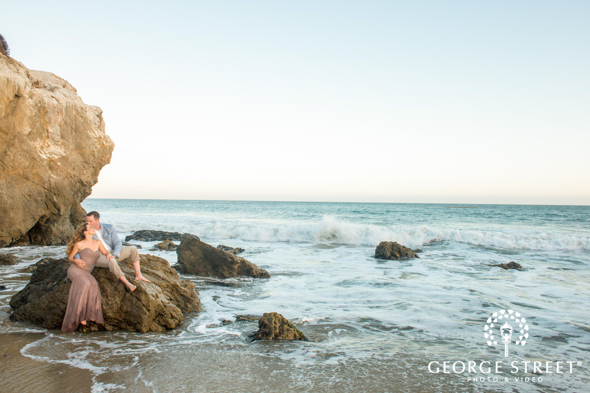 El Matador State Beach Engagement Photography George Street Photo Amp Video George Street