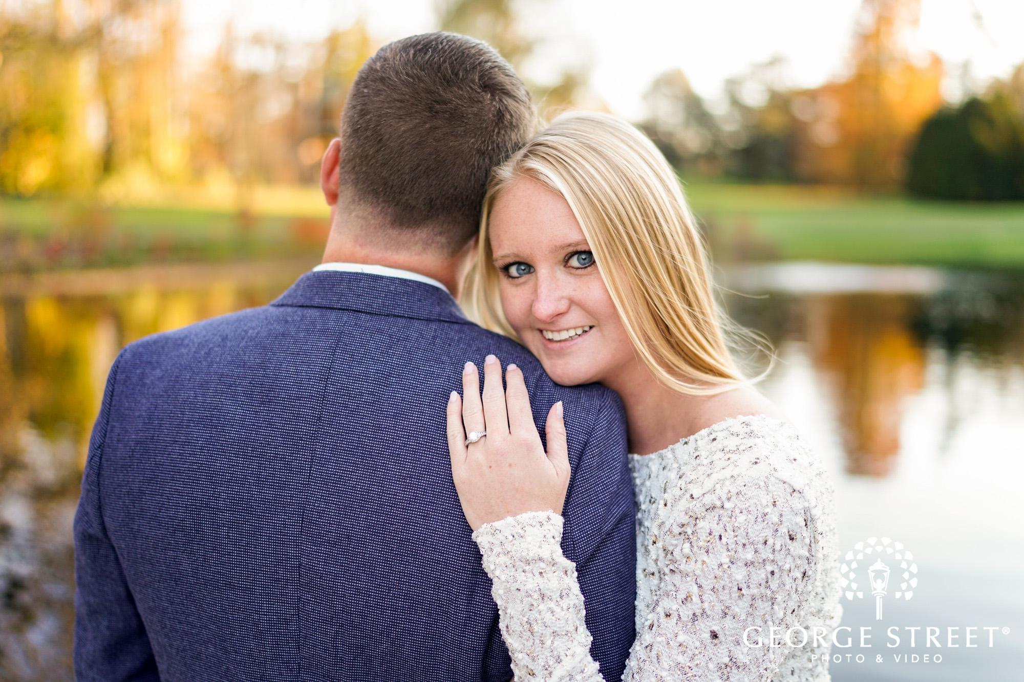 fall engagement photo session at longwood gardens philadelphia 11