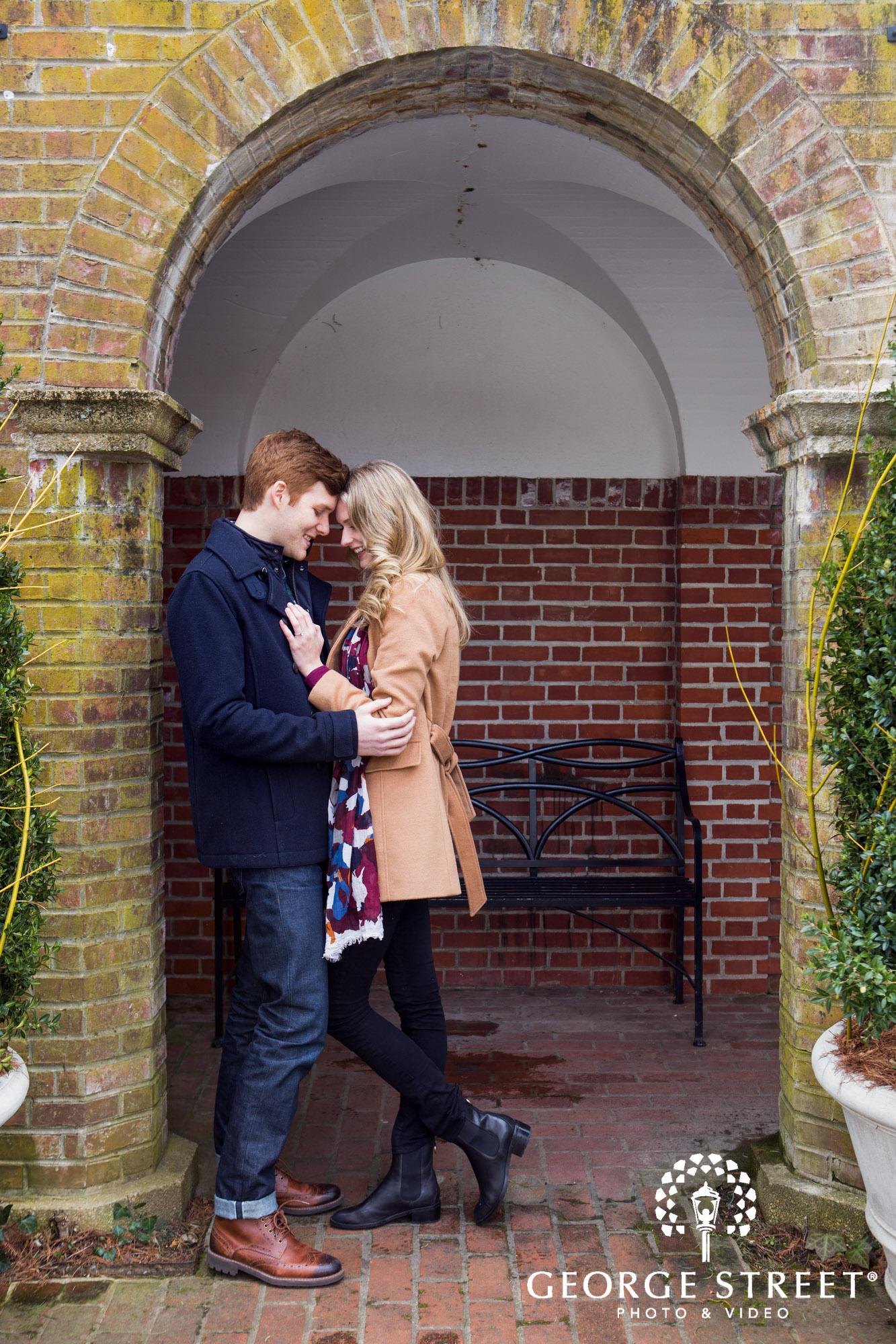 fall engagement photo session at longwood gardens philadelphia 15