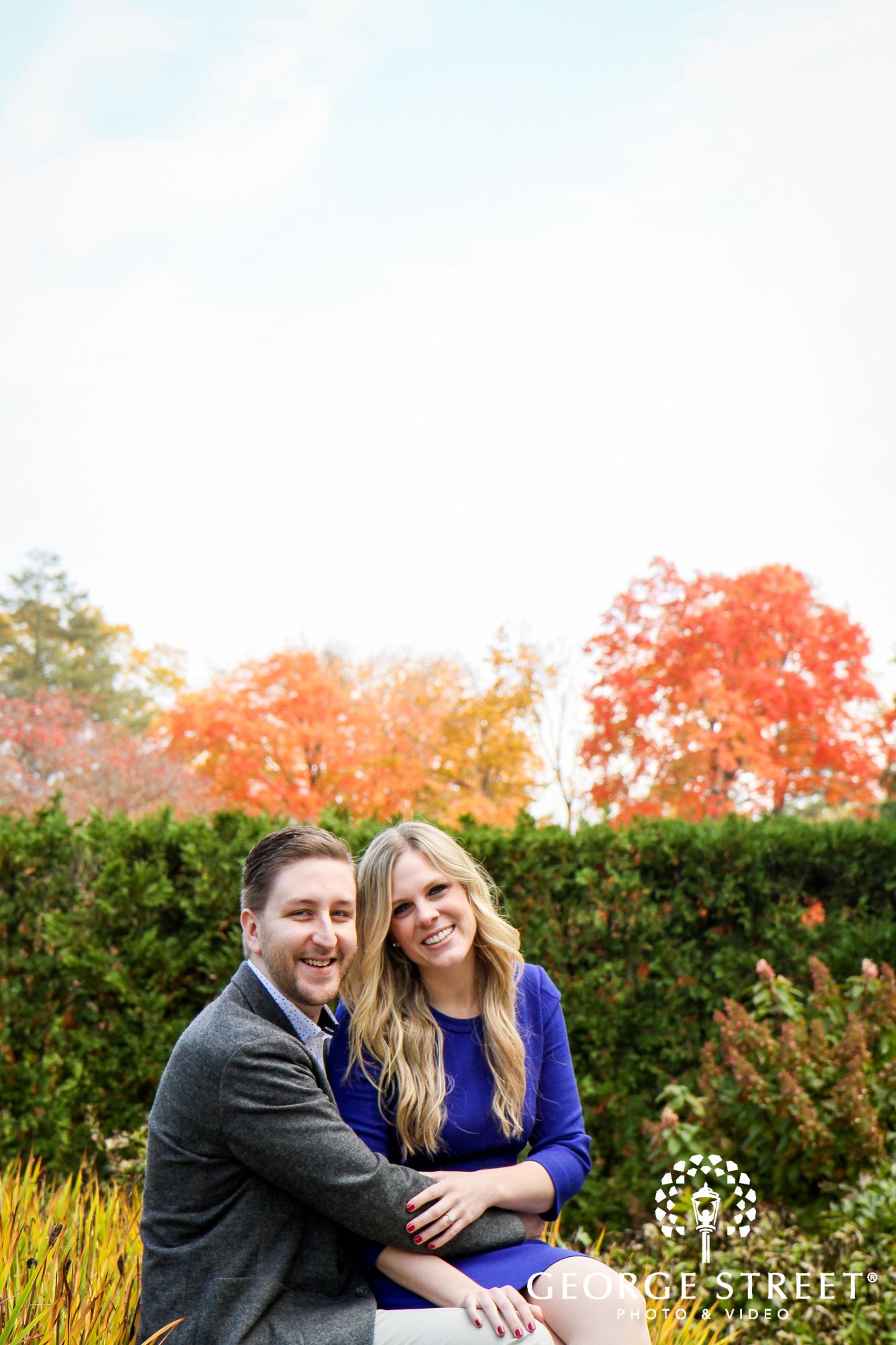 fall engagement photo session at longwood gardens philadelphia 3