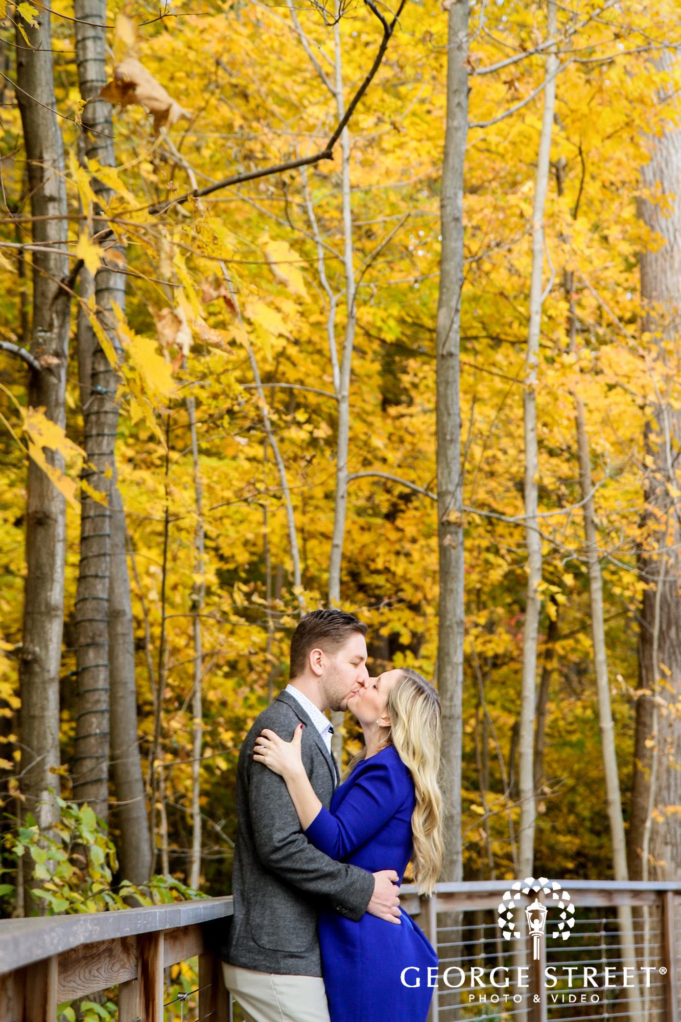 fall engagement photo session at longwood gardens philadelphia 5