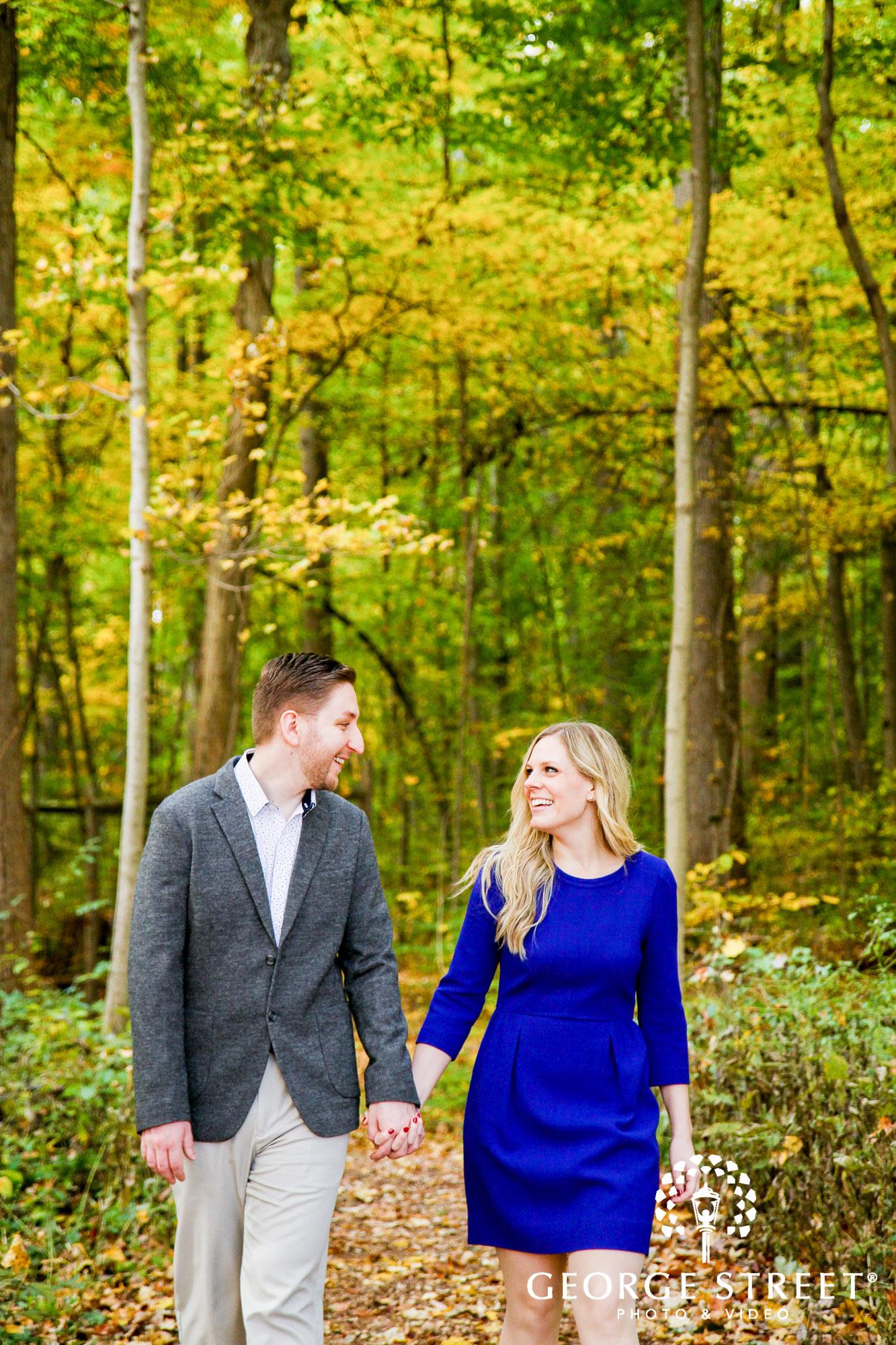 fall engagement photo session at longwood gardens philadelphia 7