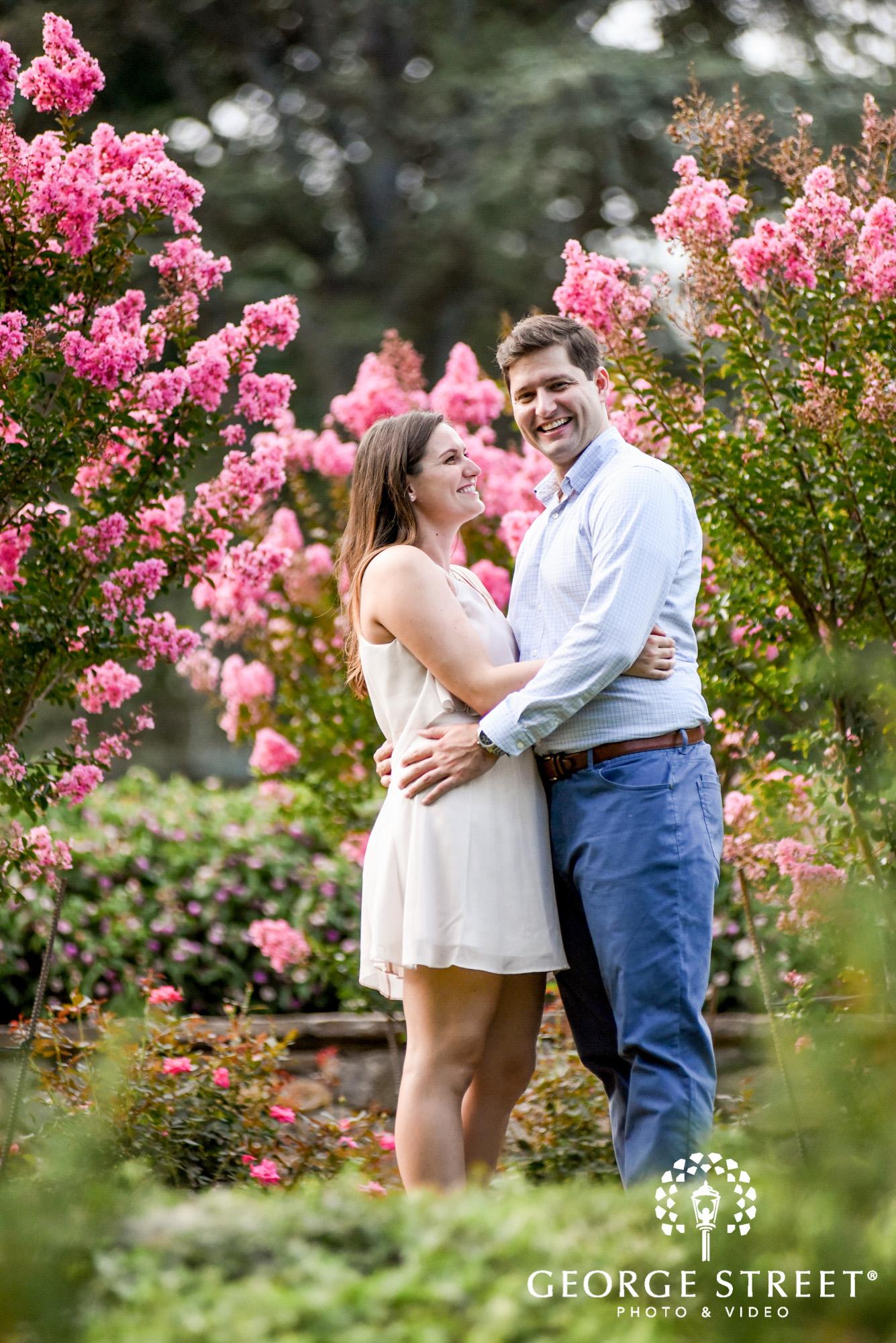 longwood gardens romantic philadelphia engagement photography 3