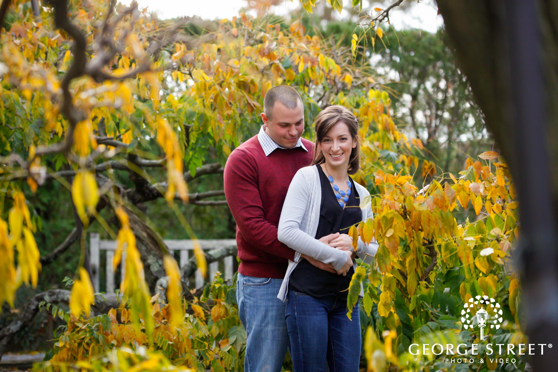 fall photo shoot in philadelphia